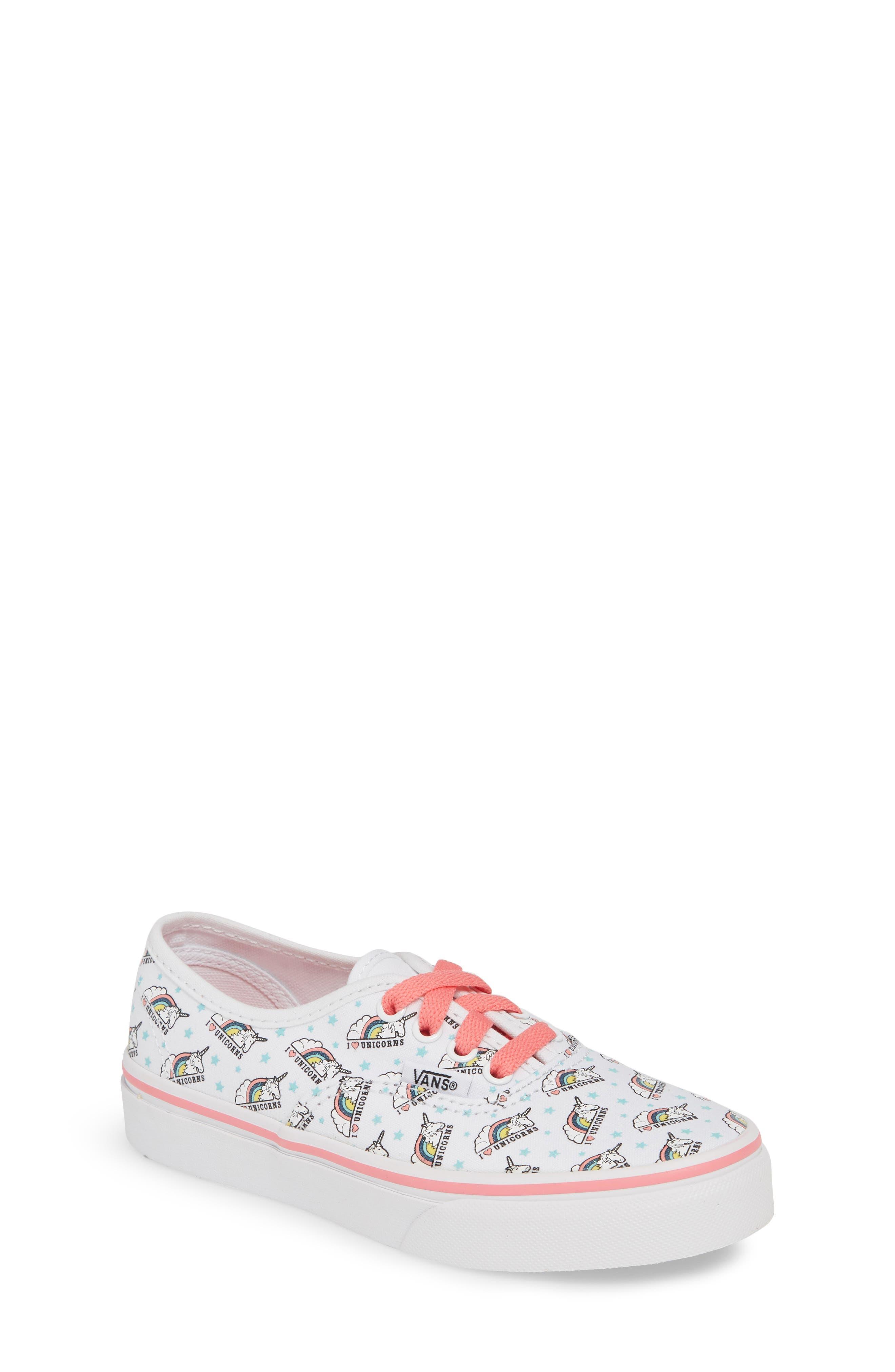 ed6162ec9742a9 Kid s Vans  Authentic  Sneaker