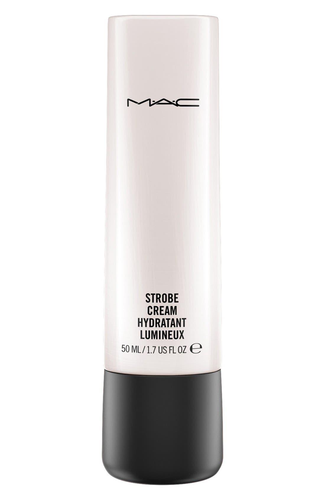 MAC COSMETICS, MAC Strobe Cream, Main thumbnail 1, color, 000