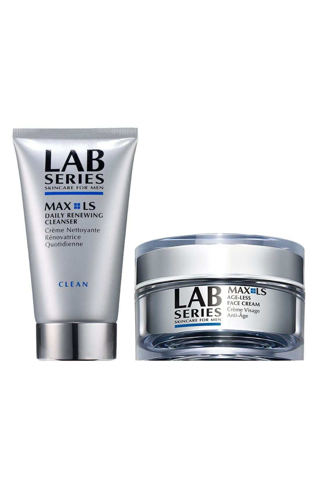 LAB SERIES SKINCARE FOR MEN, MAX LS Daily Renewing Cleanser, Alternate thumbnail 2, color, NO COLOR