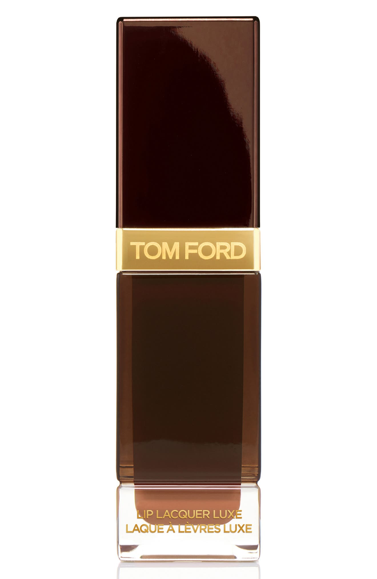 TOM FORD, Lip Lacquer Luxe, Main thumbnail 1, color, 02 SOFTCORE / VINYL