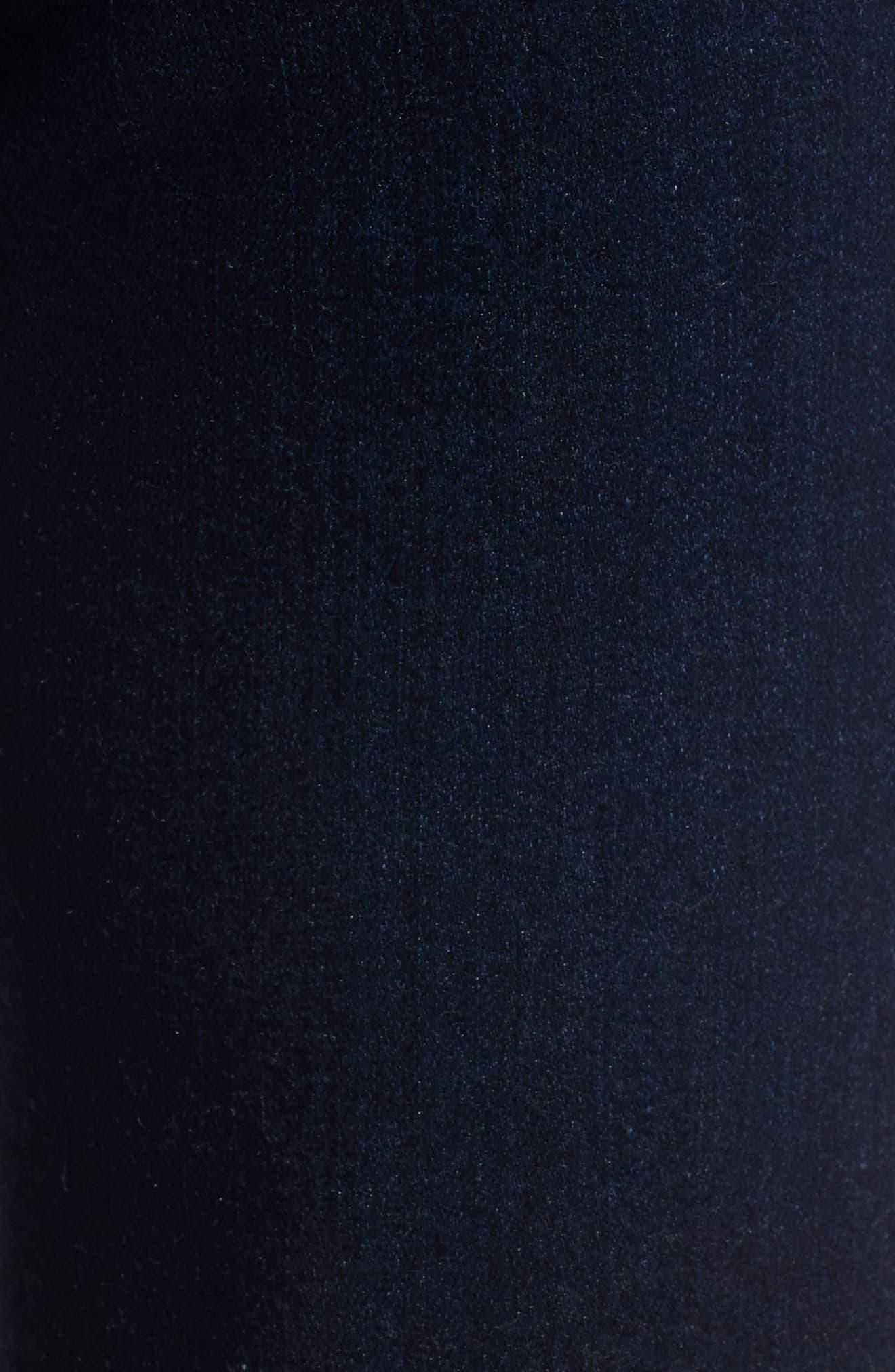 AG, Prima Mid Rise Cigarette Jeans, Alternate thumbnail 7, color, 413