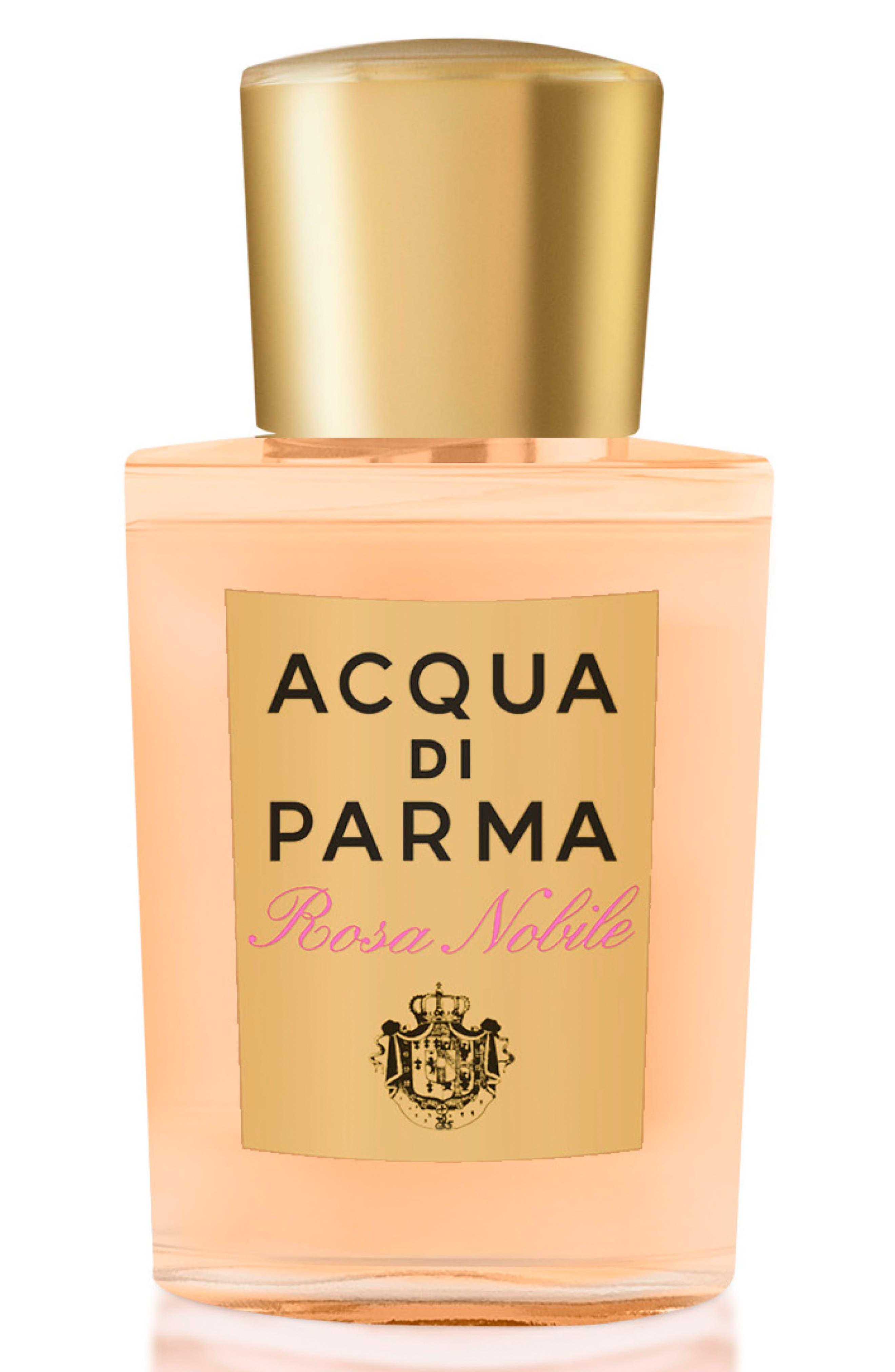 ACQUA DI PARMA, Rosa Nobile Eau de Parfum, Alternate thumbnail 4, color, NO COLOR