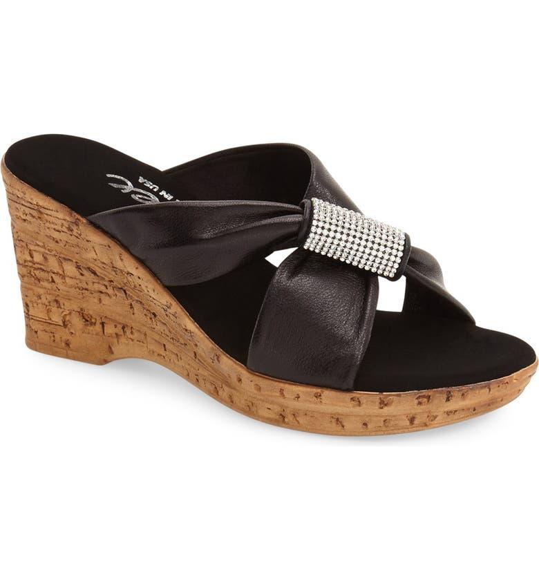 df5657e82a Onex 'Starr' Wedge Sandal (Women) | Nordstrom