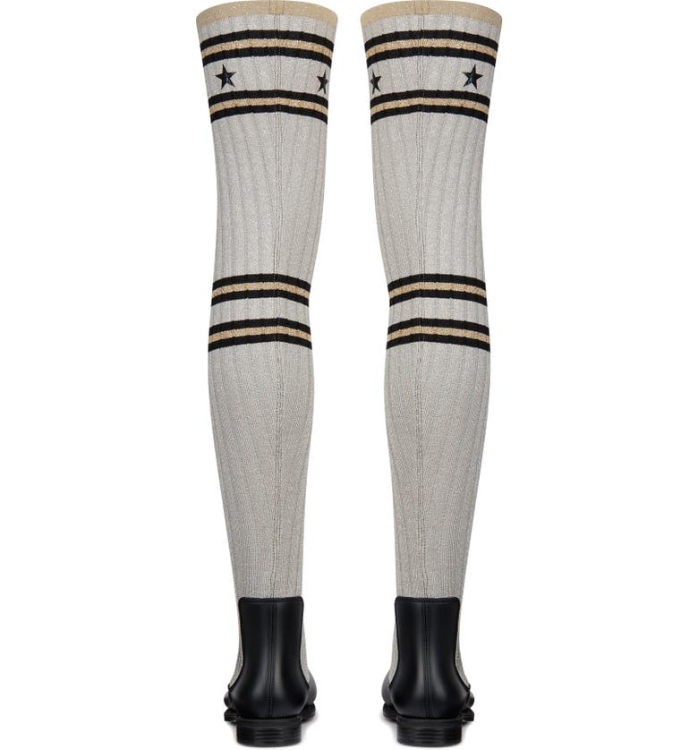 635909167c1c Givenchy Storm Over the Knee Rain Boot (Women)