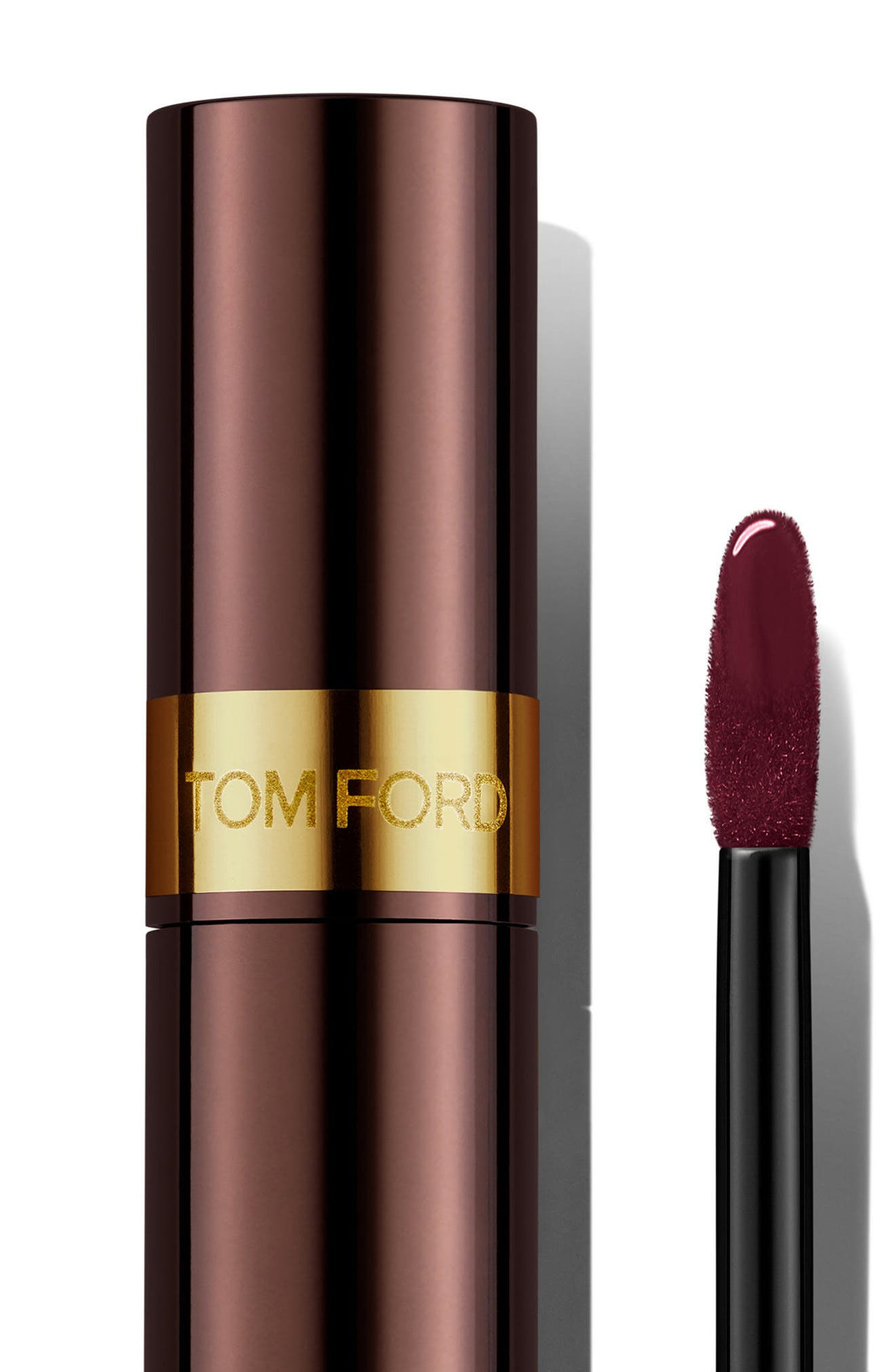 TOM FORD, Lip Lacquer, Alternate thumbnail 7, color, ORCHID FATALE / PATENT