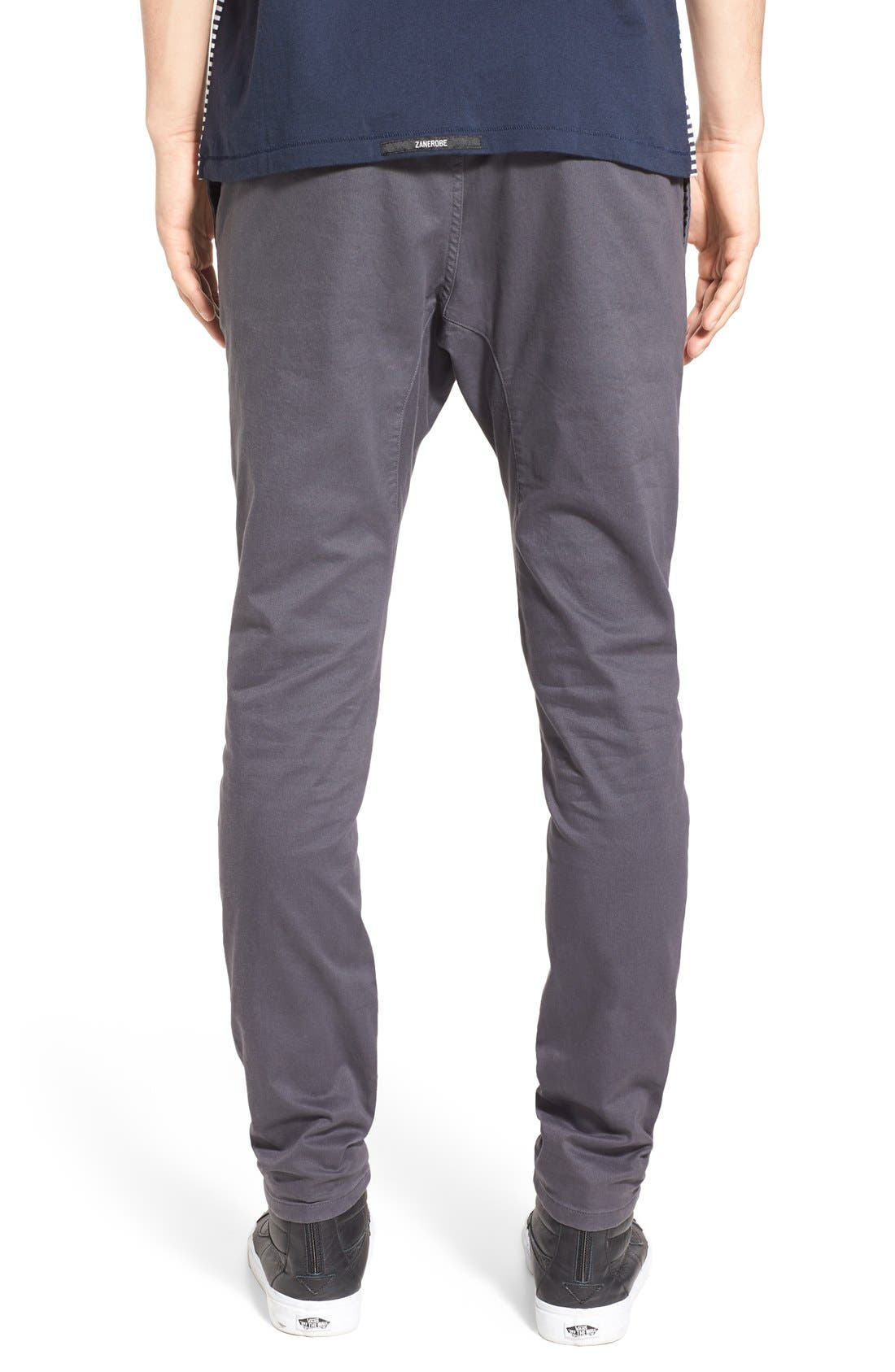 ZANEROBE, Salerno Jogger Pants, Alternate thumbnail 2, color, 022