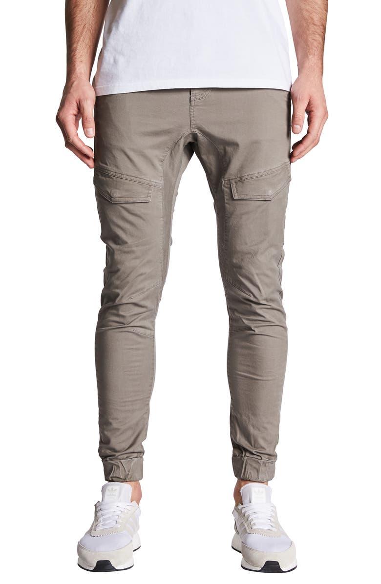 Nxp Pants FLIGHT TWILL SLIM FIT PANTS