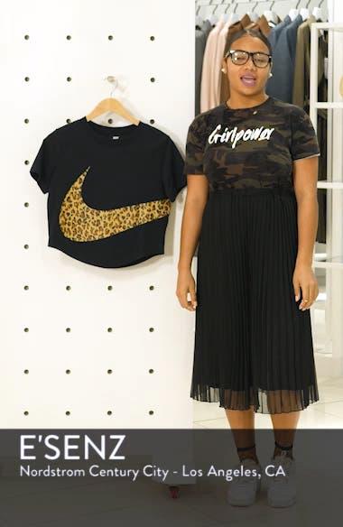 Sportswear Women's Crop Top, sales video thumbnail