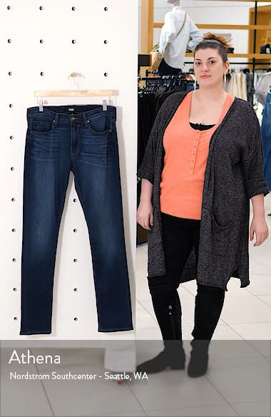 'Federal' Slim Straight Leg Jeans, sales video thumbnail