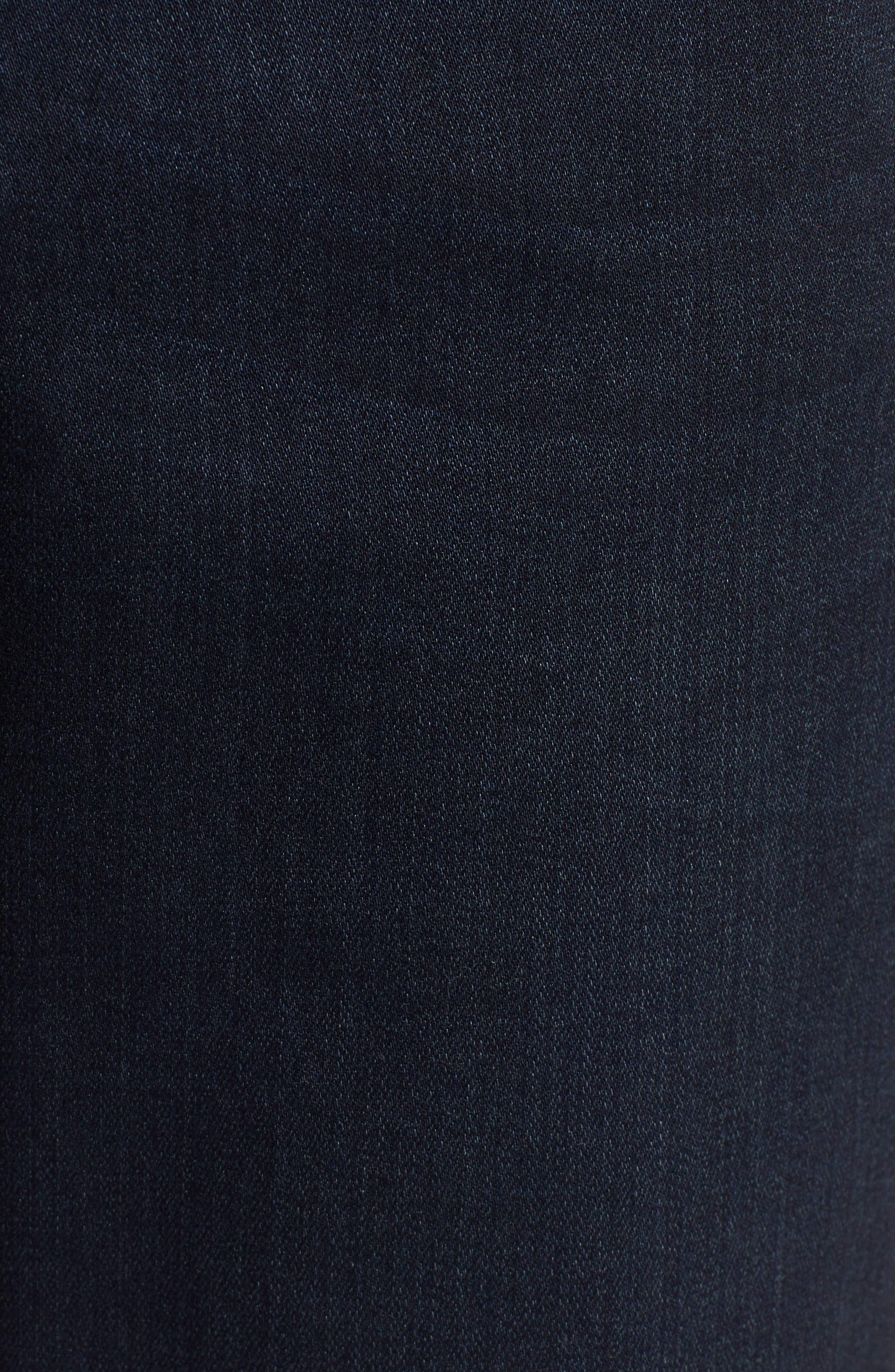 PAIGE, Transcend – Lennox Slim Fit Jeans, Alternate thumbnail 6, color, DOMINIC