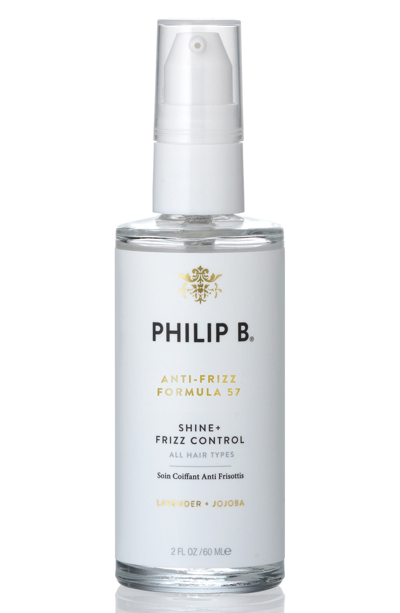 PHILIP B<SUP>®</SUP> SPACE.NK.apothecary PHILIP B<sup>®</sup> Anti-Frizz Formula 57, Main, color, 000