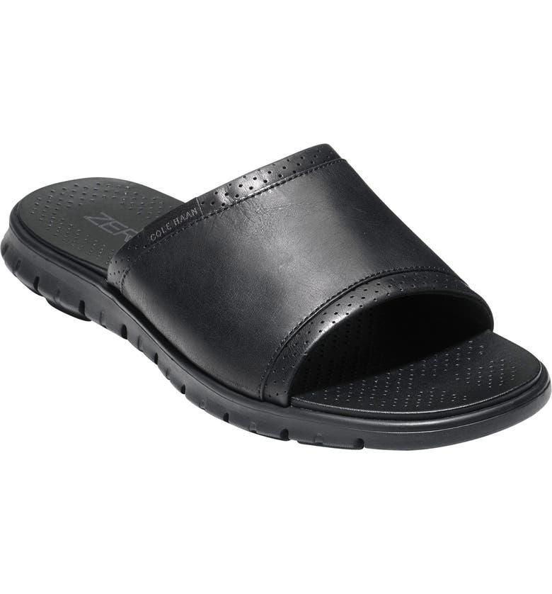 f9e3244b1035 Cole Haan ZeroGrand Slide Sandal (Men)