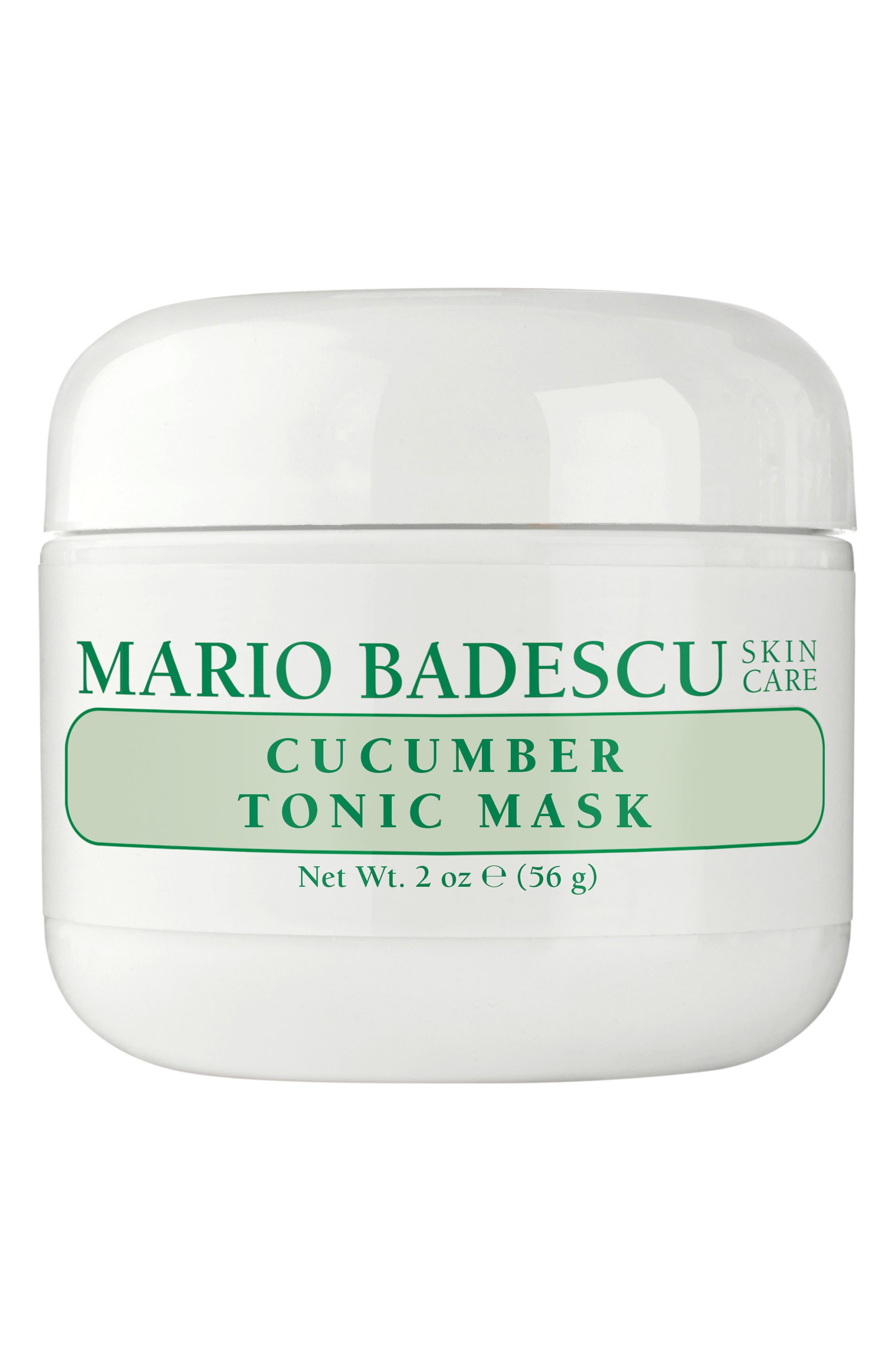 MARIO BADESCU Cucumber Tonic Mask, Main, color, NO COLOR