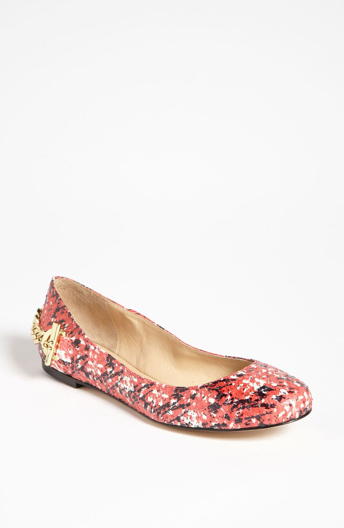RACHEL ZOE, 'Laura' Flat, Main thumbnail 1, color, 600