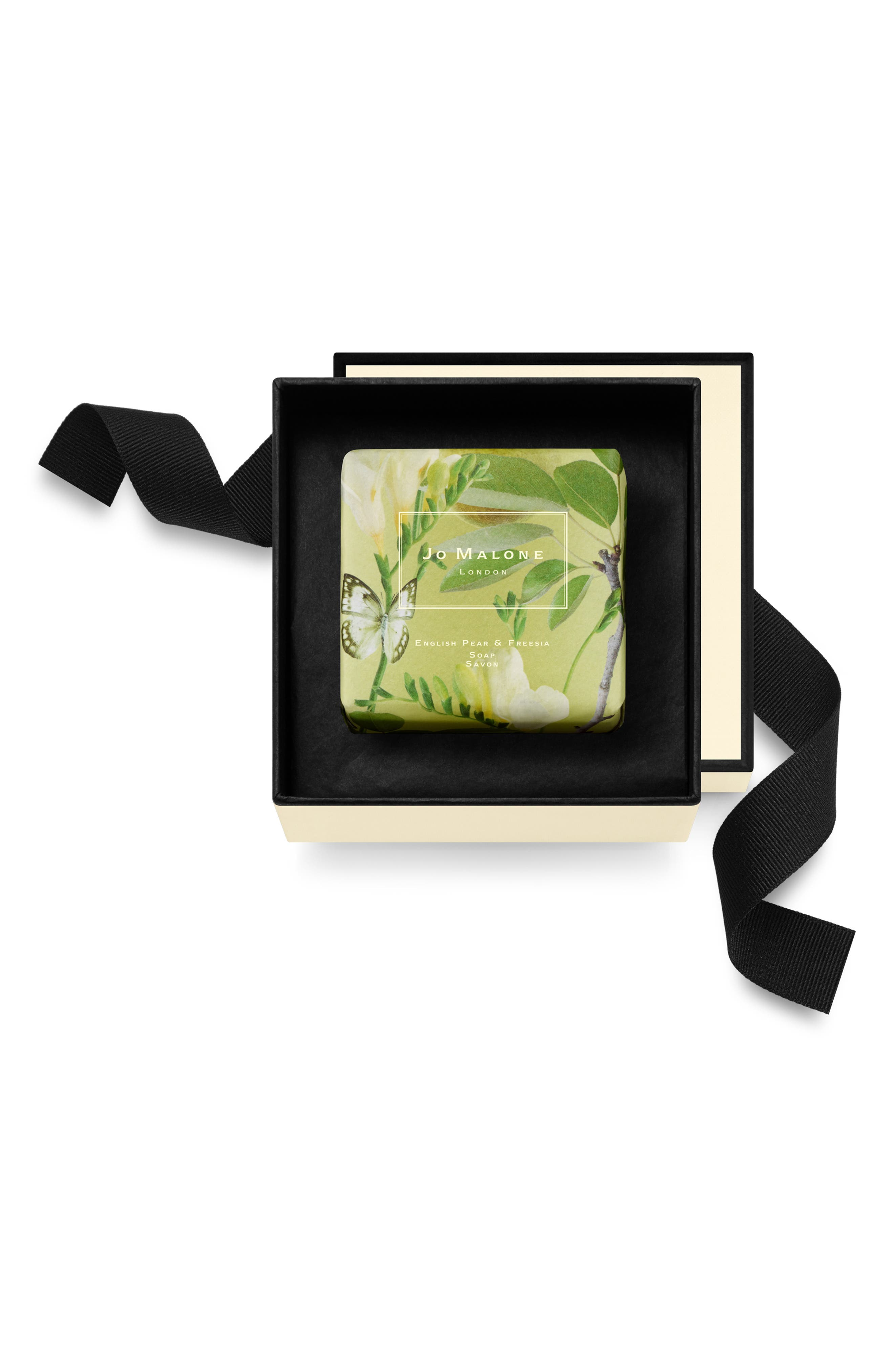 JO MALONE LONDON<SUP>™</SUP>, English Pear & Freesia Soap, Main thumbnail 1, color, 000