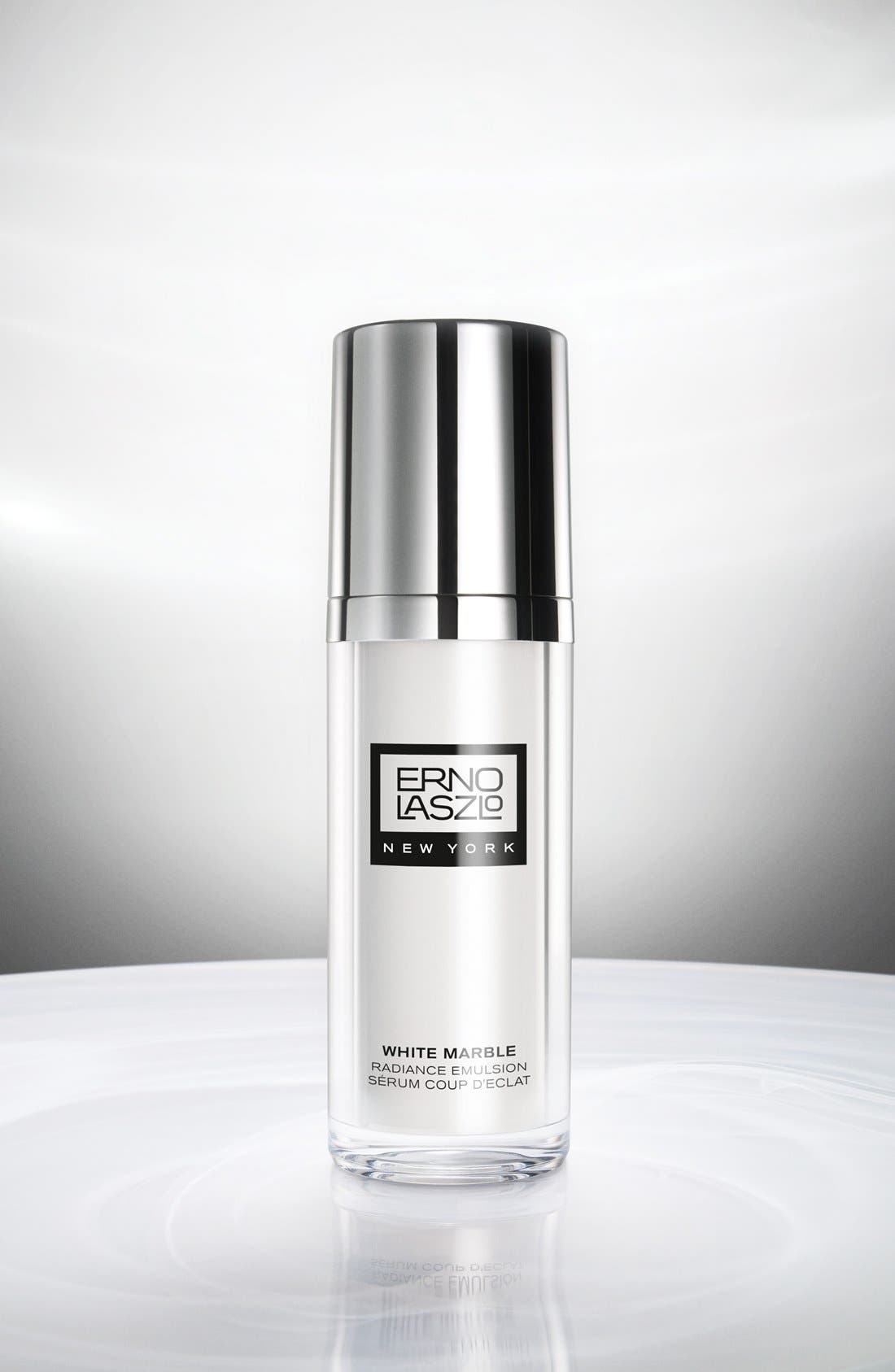 ERNO LASZLO, White Marble Radiance Emulsion, Alternate thumbnail 2, color, NO COLOR