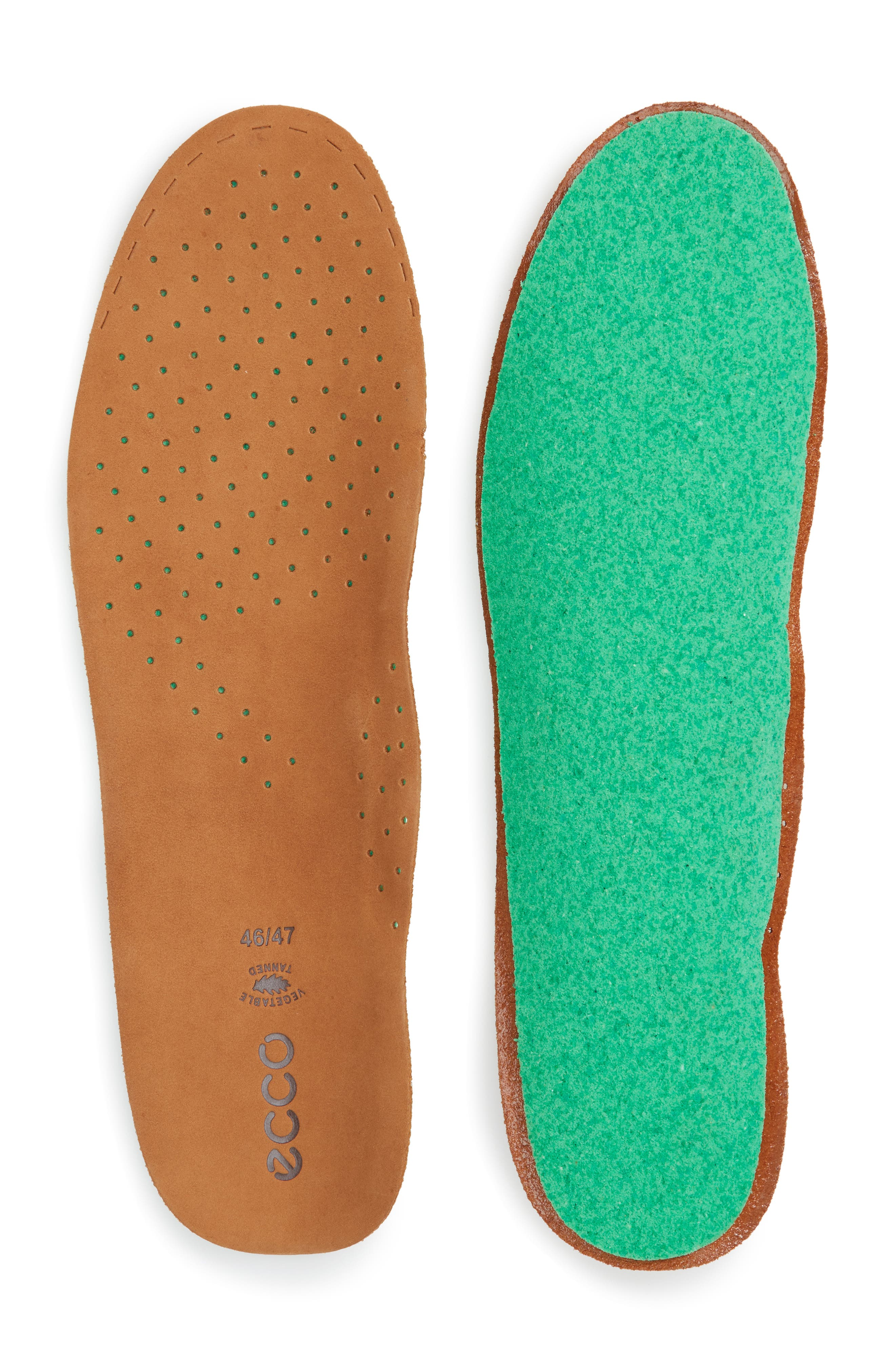ECCO, Comfort Everyday Insole, Main thumbnail 1, color, LION