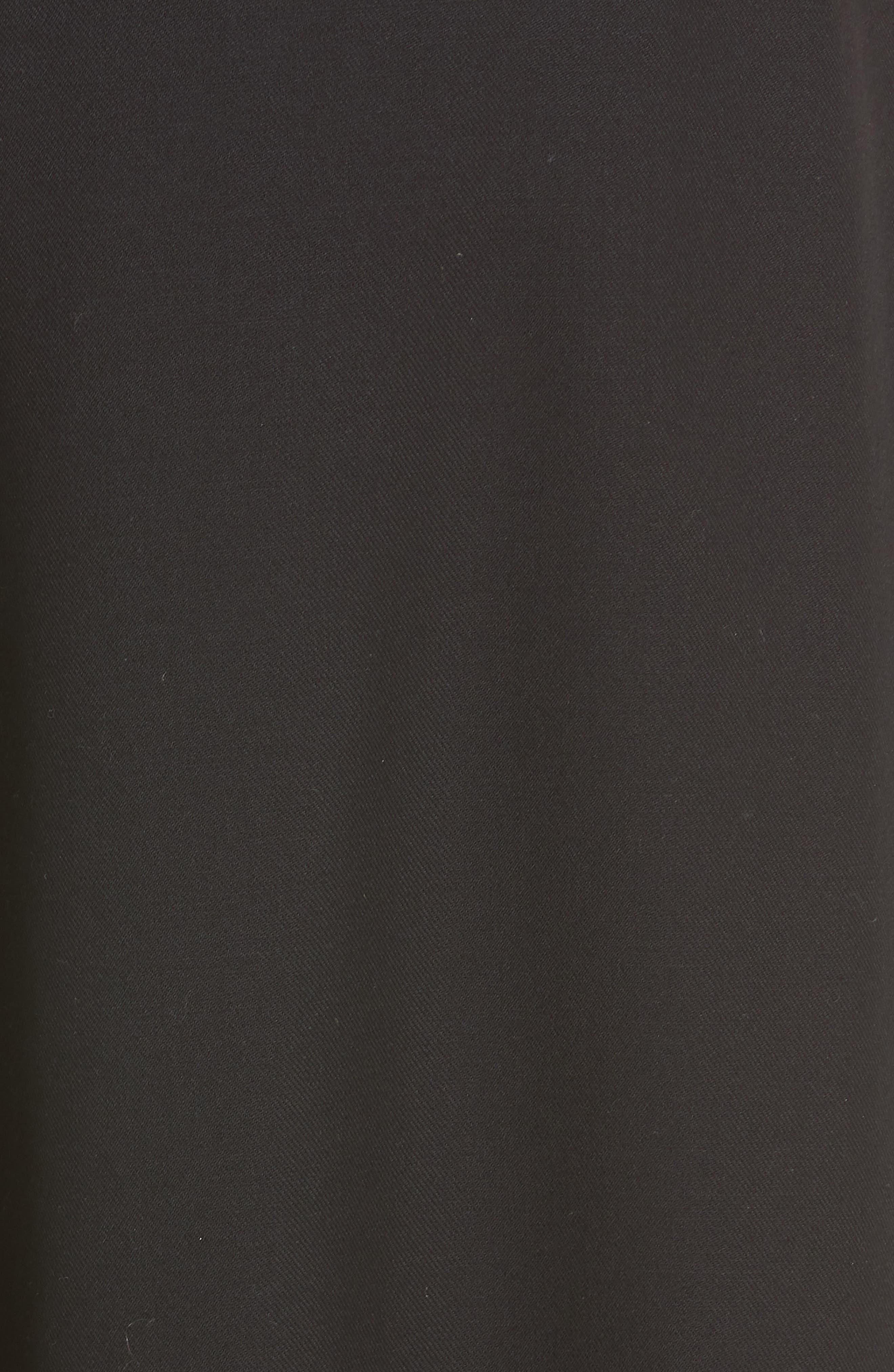 NILI LOTAN, Wynona Harem Pants, Alternate thumbnail 6, color, BLACK