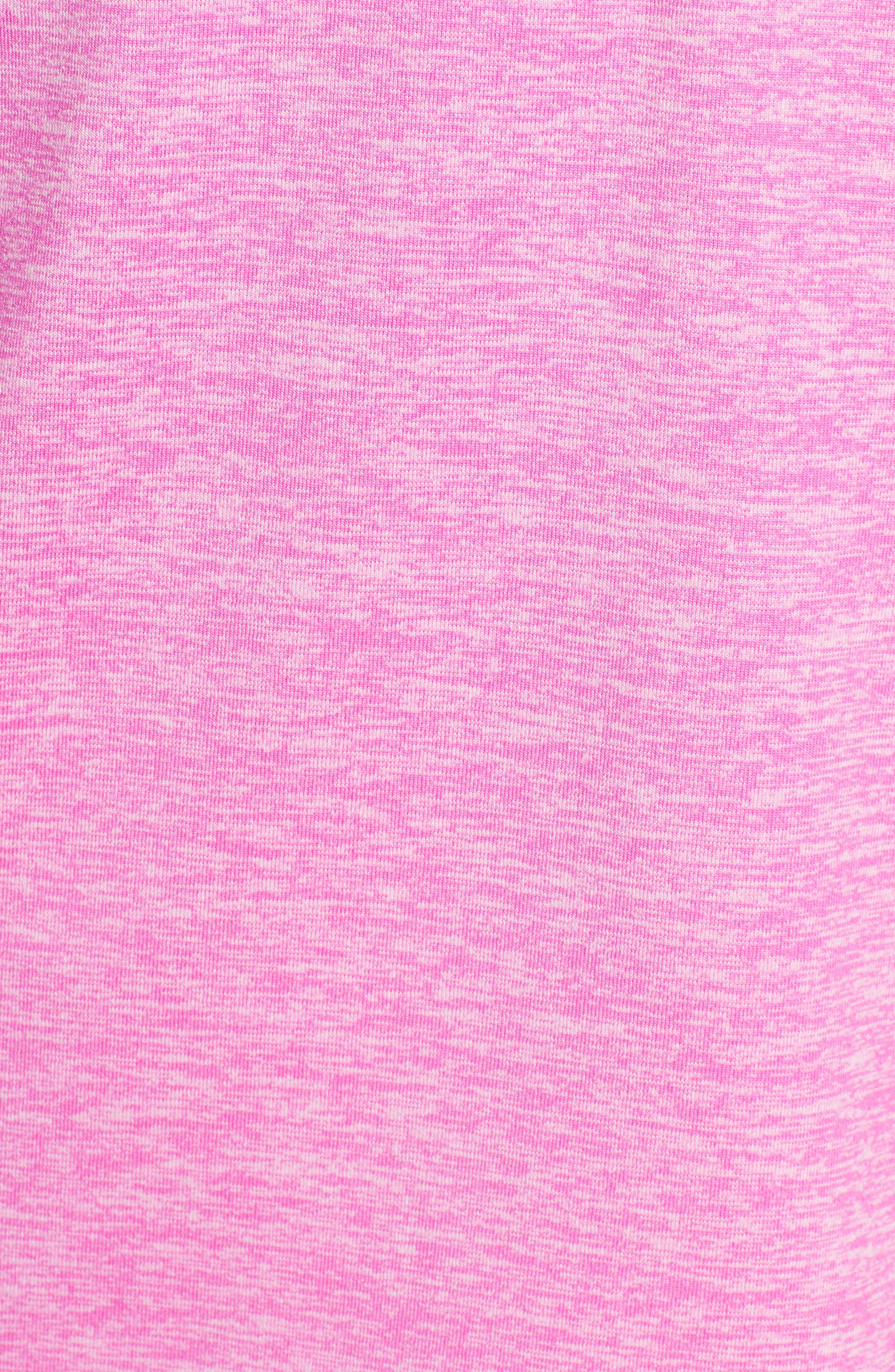 NIKE, Element Long-Sleeve Running Top, Alternate thumbnail 6, color, ACTIVE FUCHSIA/ PINK RISE