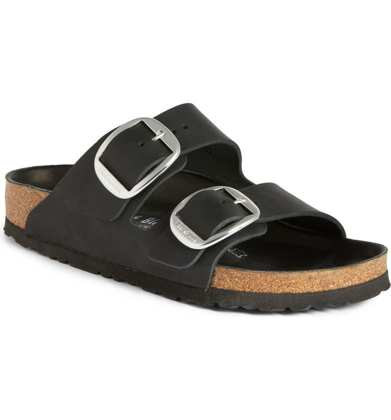 0bb407a90d5e Birkenstock Arizona Big Buckle Slide Sandal (Women)