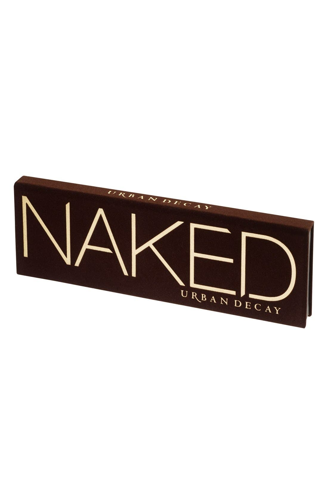 URBAN DECAY, Naked Palette, Alternate thumbnail 3, color, 002