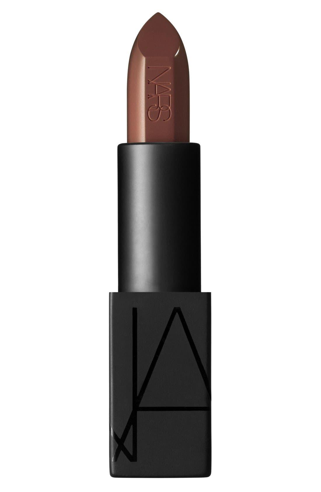 NARS, Audacious Lipstick, Main thumbnail 1, color, DEBORAH