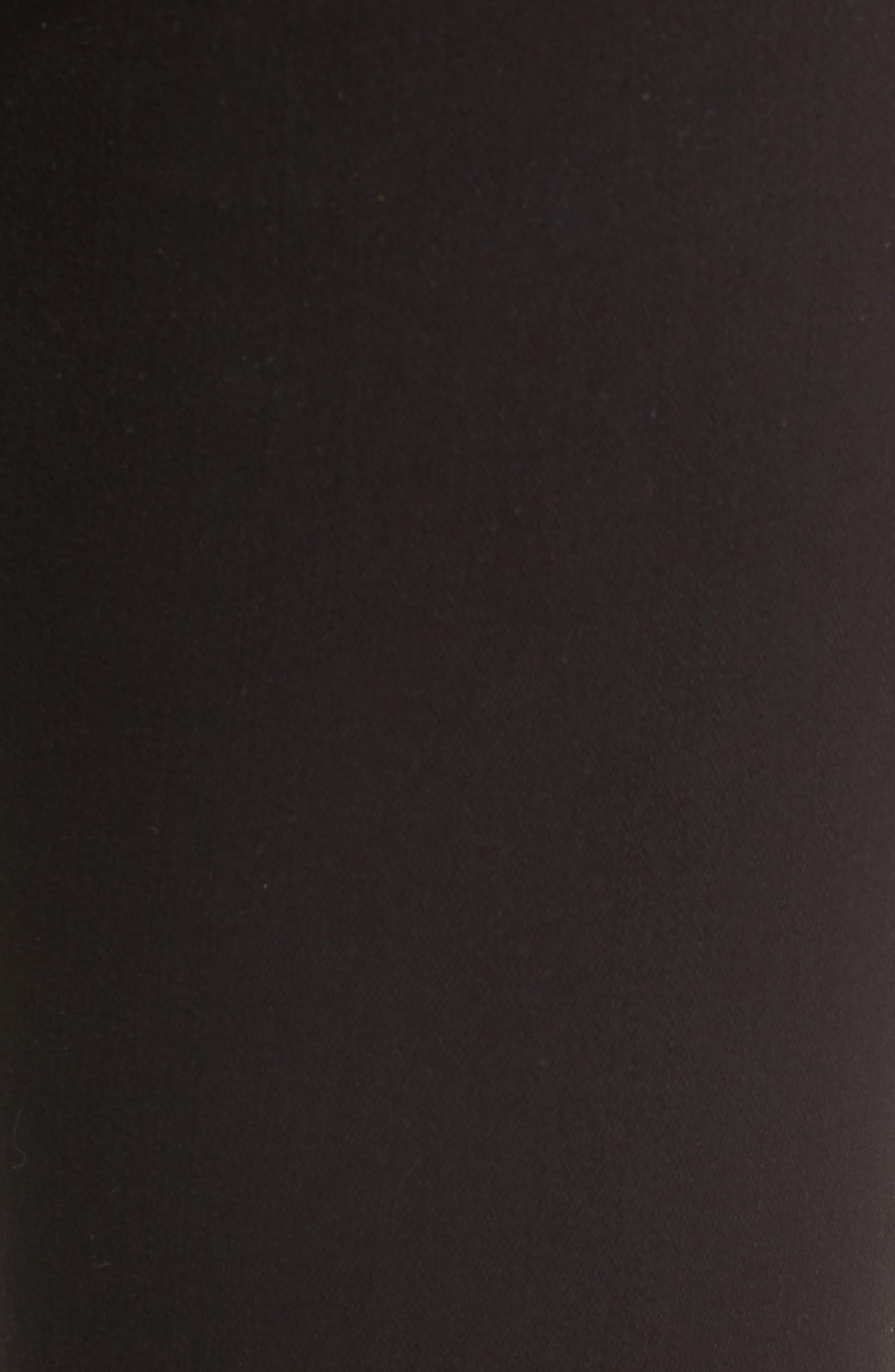 TOPSHOP, Moto 'Jamie' Ripped Skinny Jeans, Alternate thumbnail 6, color, 001