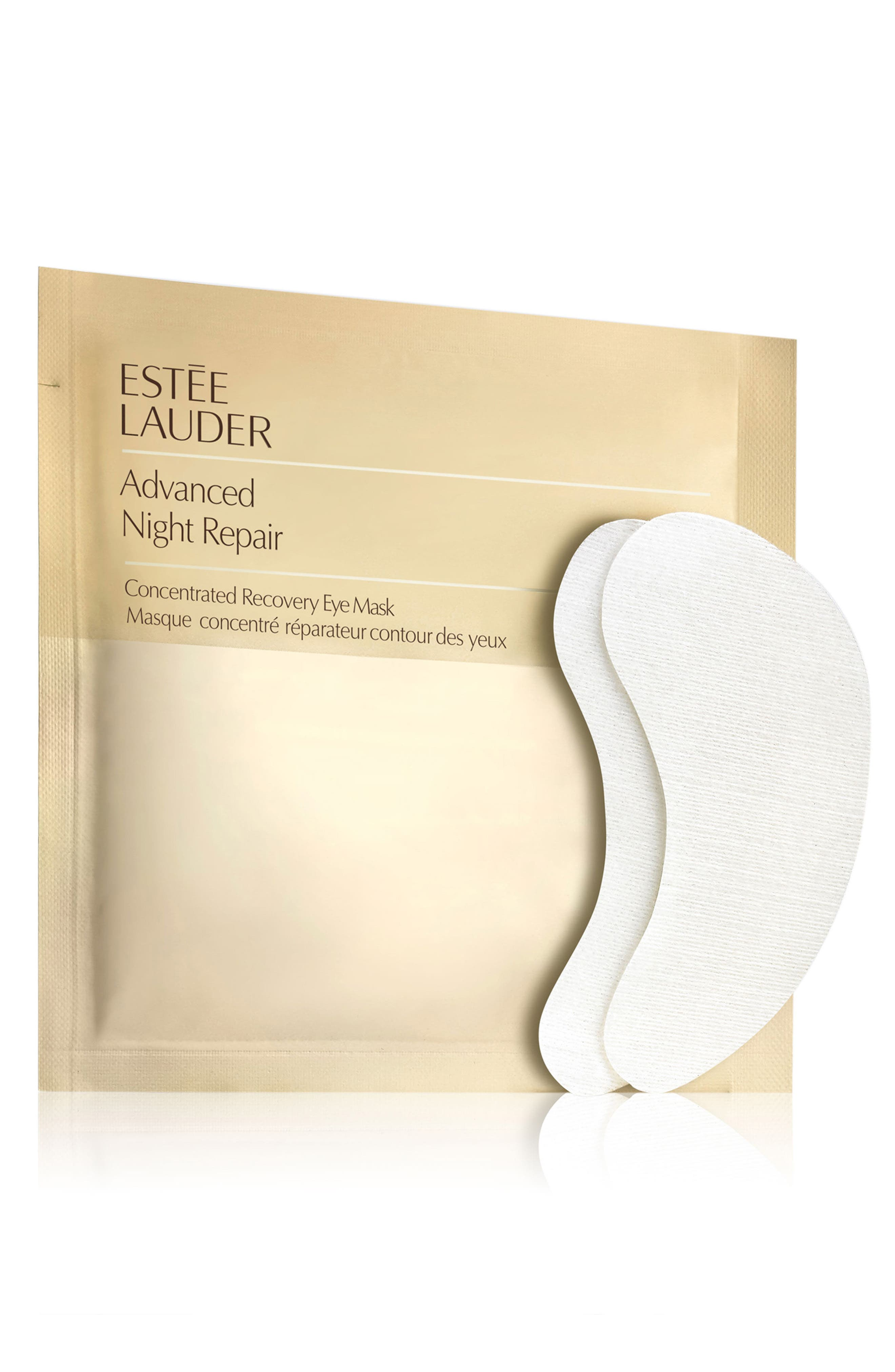 ESTÉE LAUDER, Advanced Night Repair Concentrated Recovery Eye Mask, Main thumbnail 1, color, NO COLOR