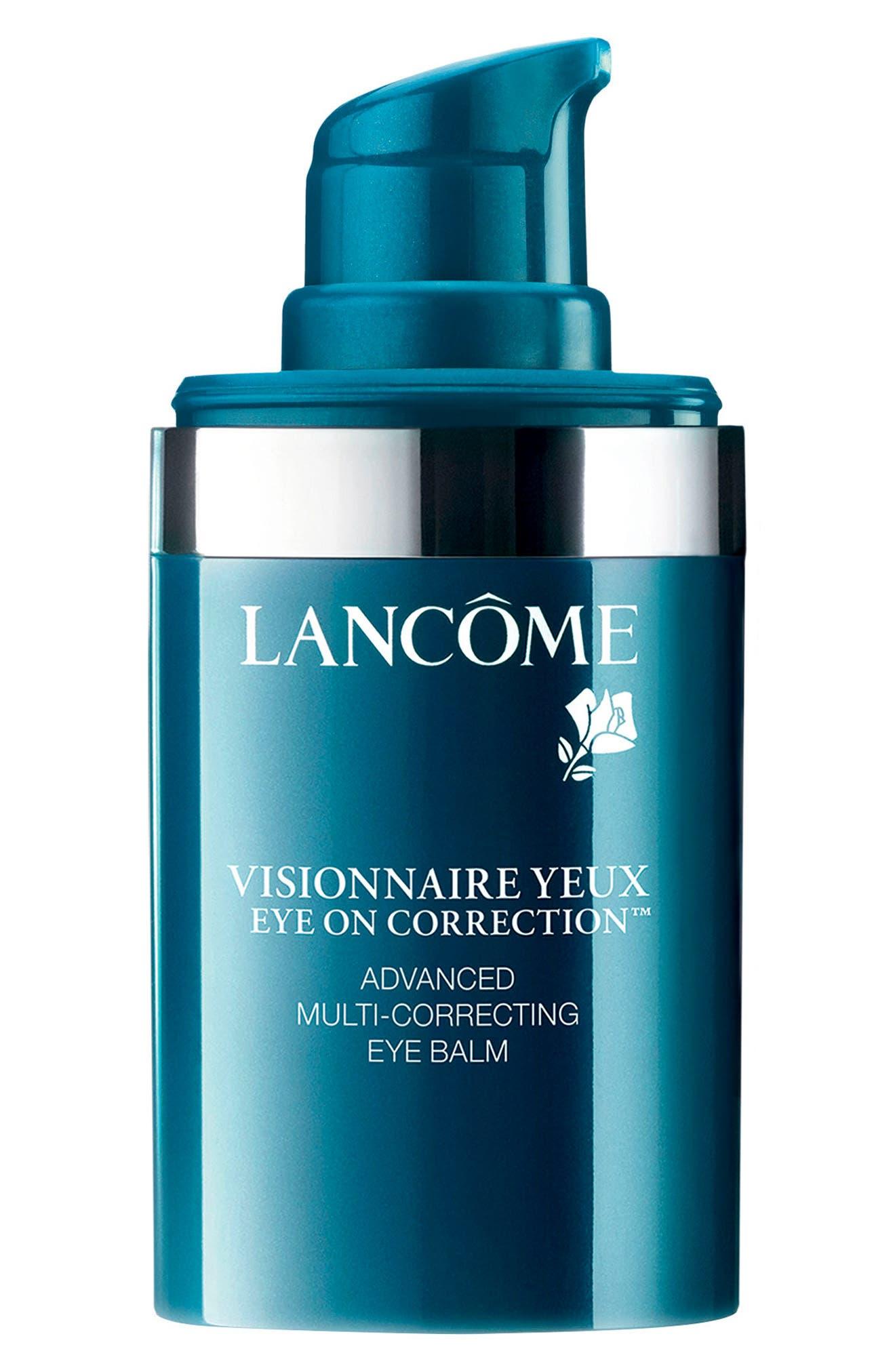 LANCÔME Visionnaire Yeux Eye on Correction<sup>®</sup> Advanced Multi-Correcting Eye Balm, Main, color, NO COLOR