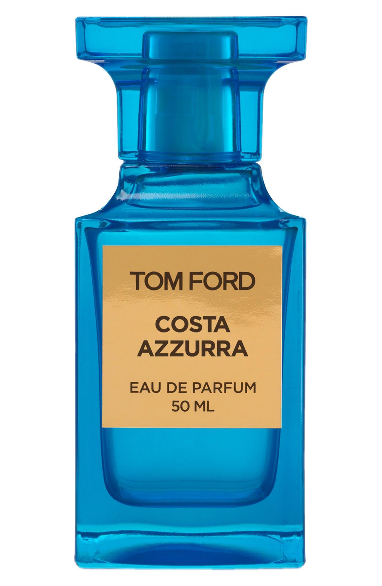 TOM FORD, Private Blend Costa Azzurra Eau de Parfum, Alternate thumbnail 6, color, NO COLOR