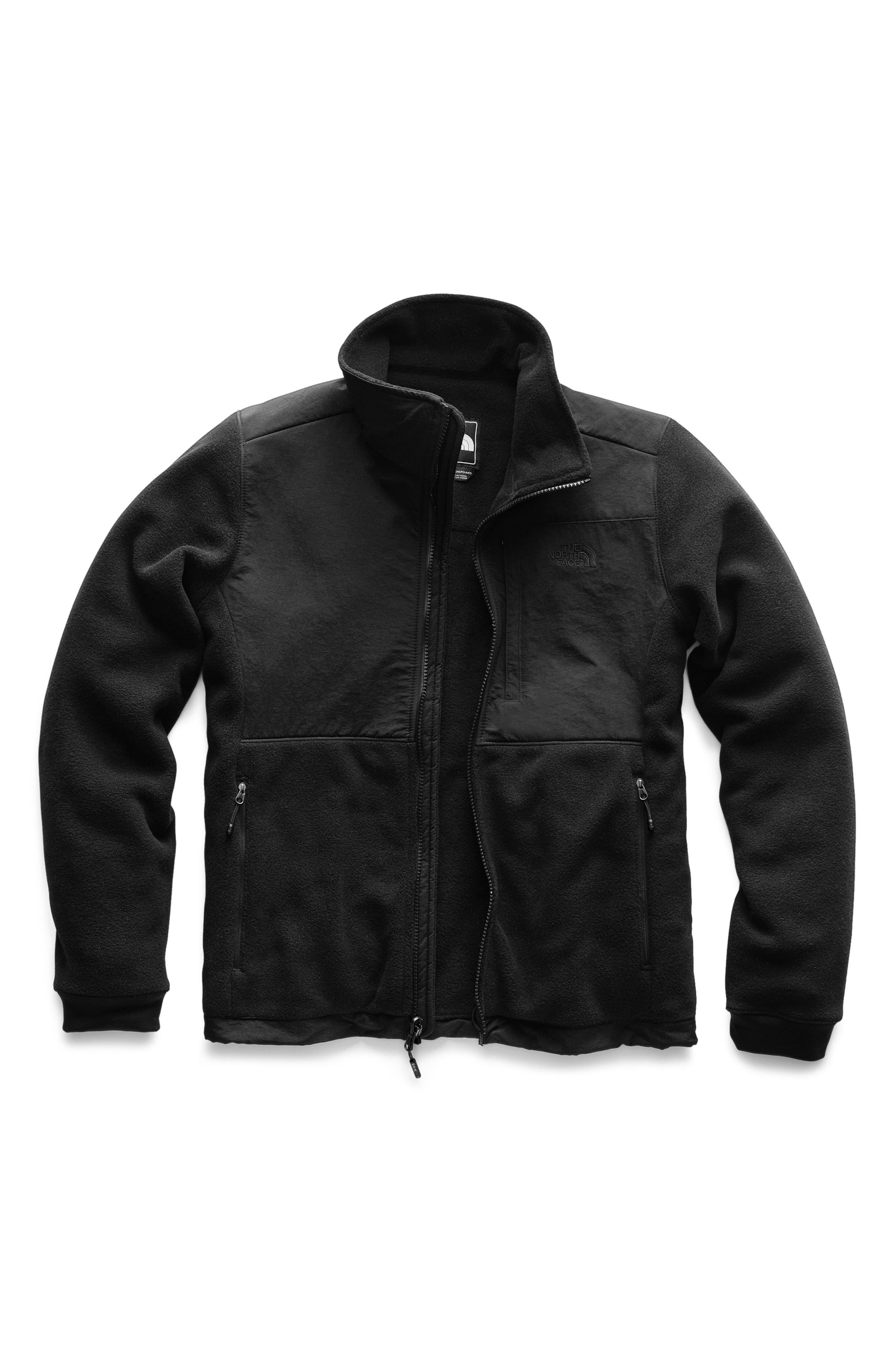 THE NORTH FACE, Denali 2 Jacket, Alternate thumbnail 8, color, TNF BLACK