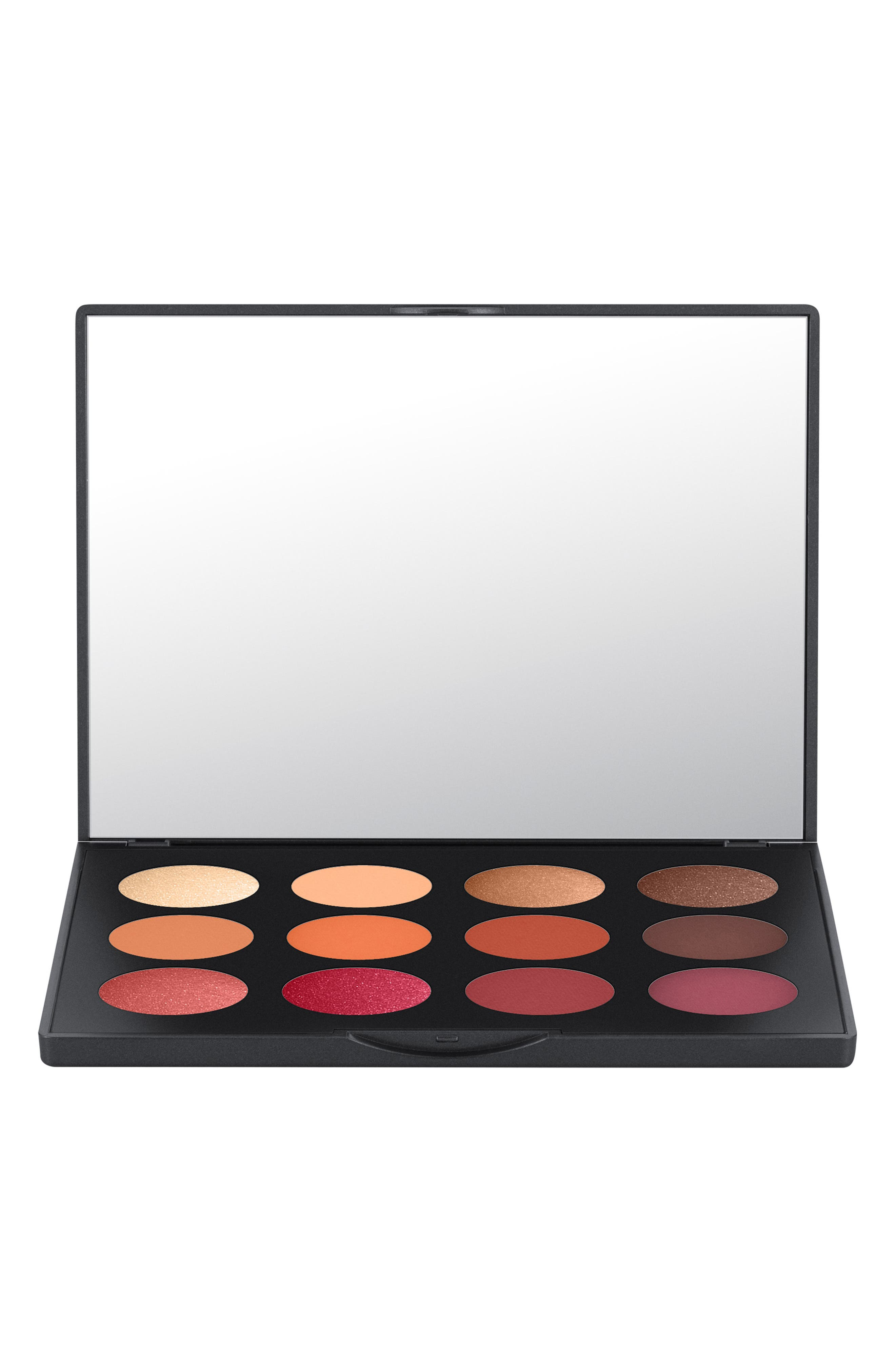 MAC COSMETICS, MAC Art Library Eyeshadow Palette, Alternate thumbnail 5, color, FLAME-BOYANT