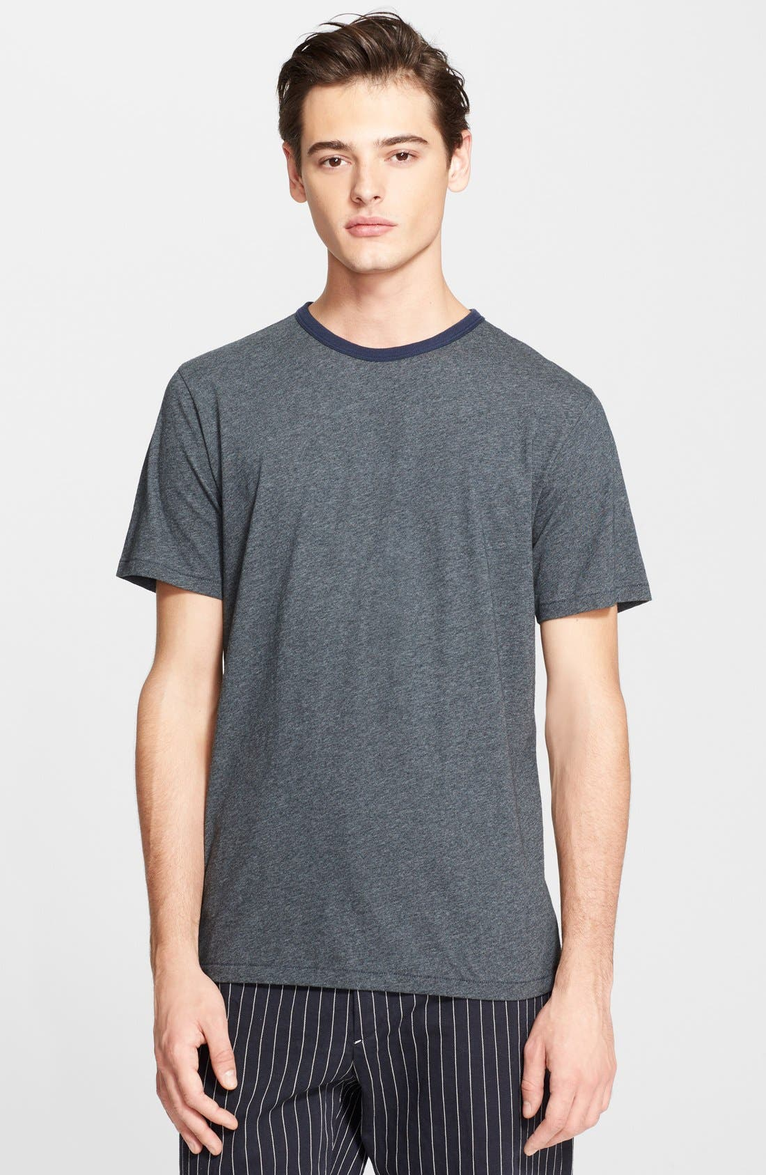 RAG & BONE Ringer T-Shirt, Main, color, 050