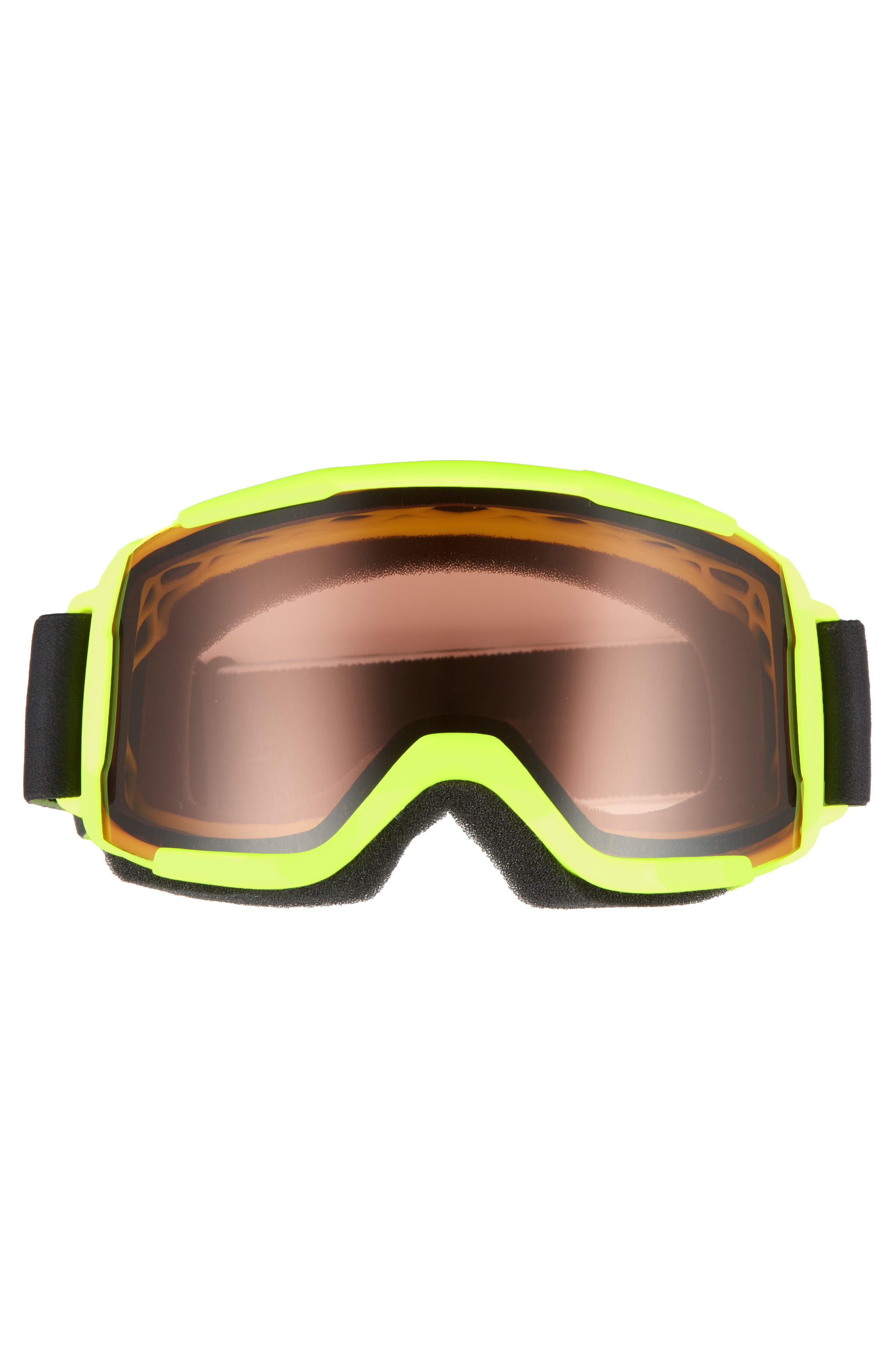 SMITH, Daredevil 170mm Snow Goggles, Alternate thumbnail 3, color, 300