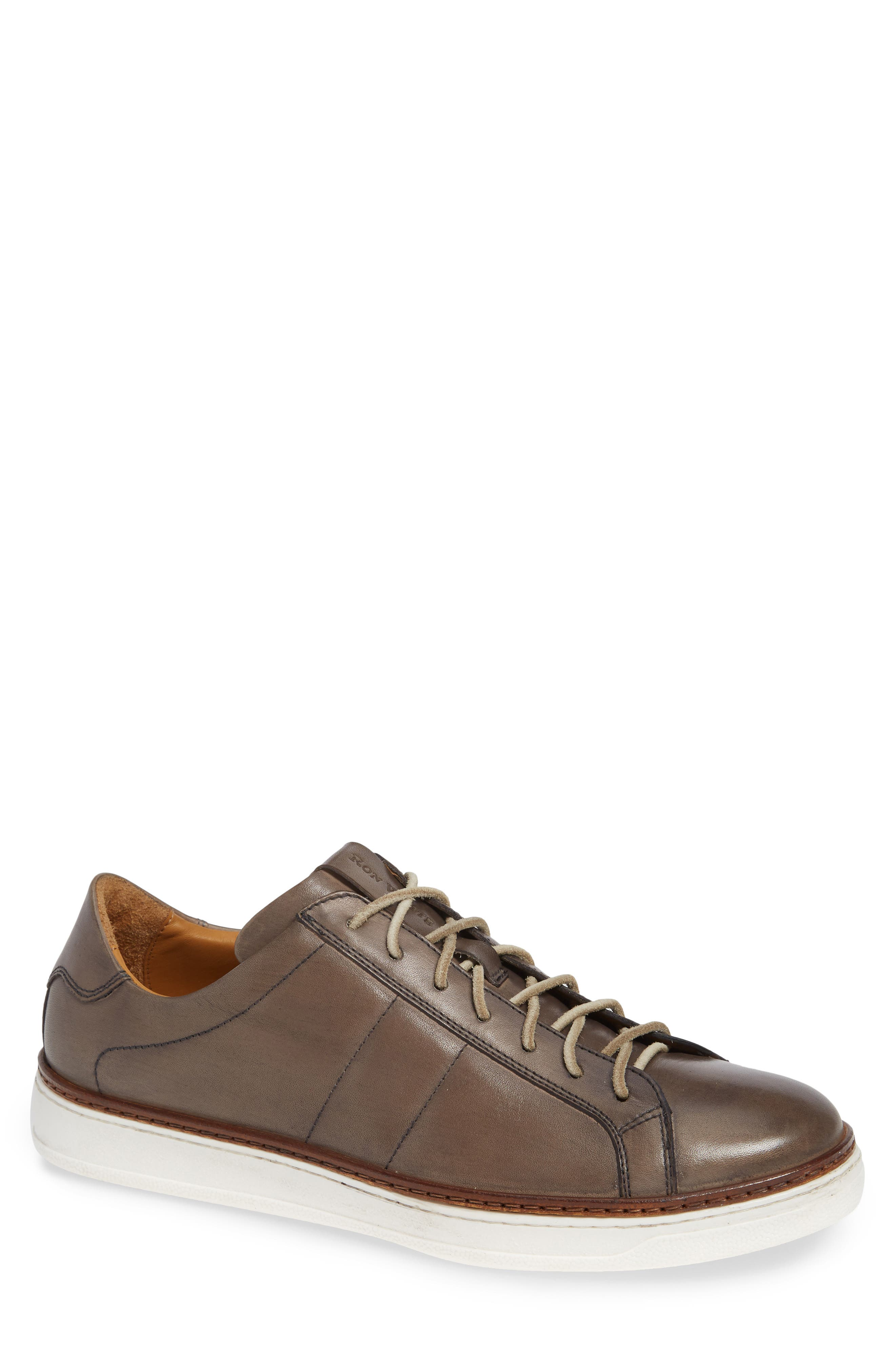 RON WHITE Dolan Sneaker, Main, color, 200