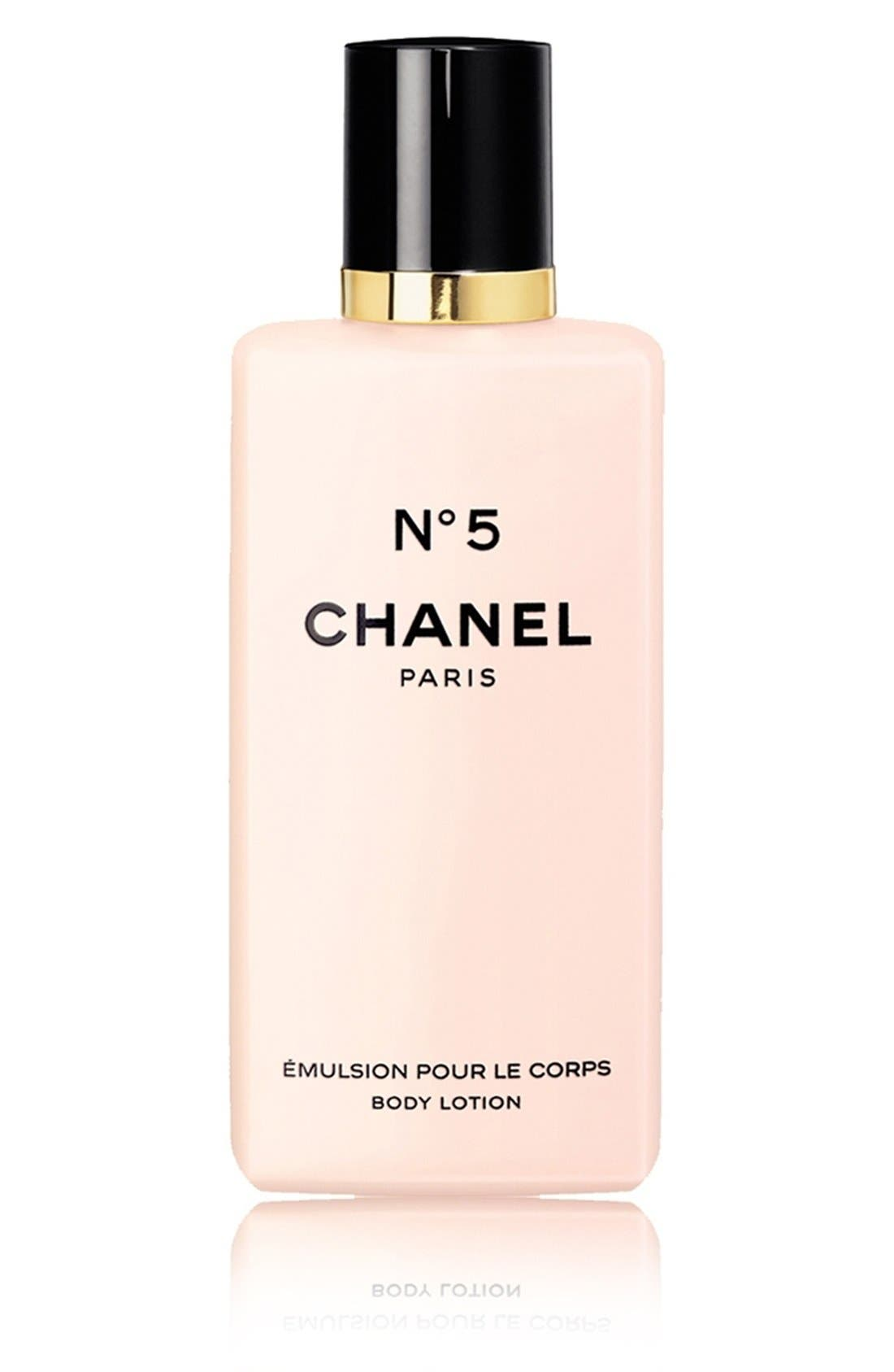 CHANEL, N°5<br />The Body Lotion, Main thumbnail 1, color, NO COLOR