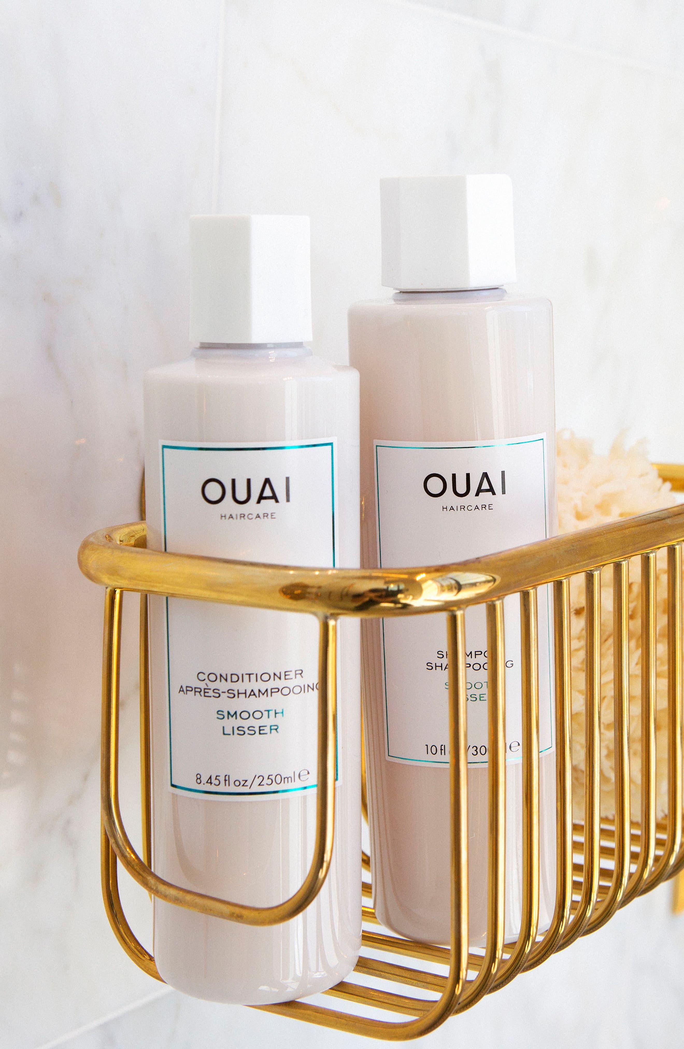 OUAI, Smooth Shampoo, Alternate thumbnail 3, color, 000