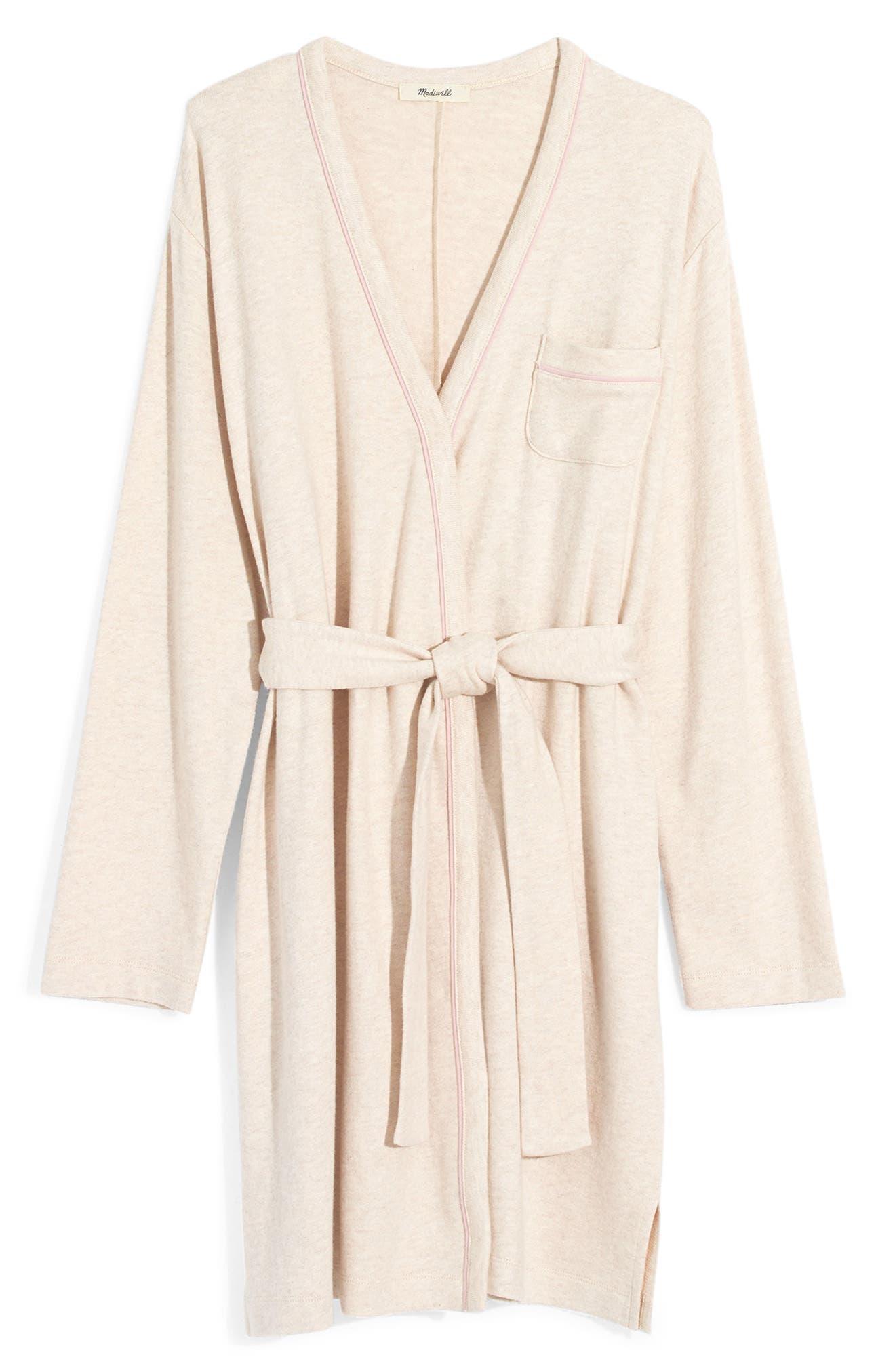 MADEWELL, Tipped Robe, Main thumbnail 1, color, 020