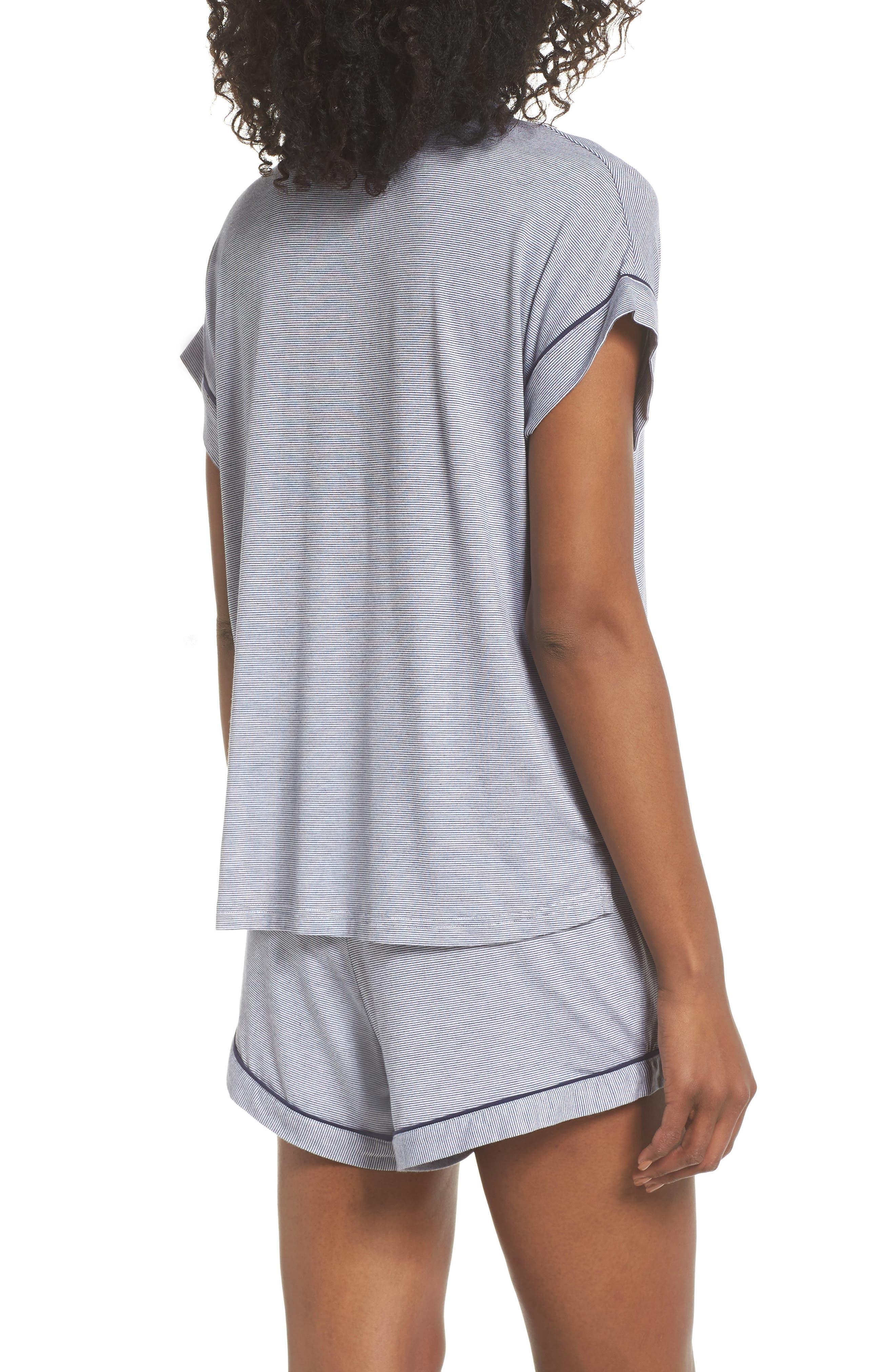 UGG<SUP>®</SUP>, Amelia Short Pajamas, Alternate thumbnail 2, color, 411
