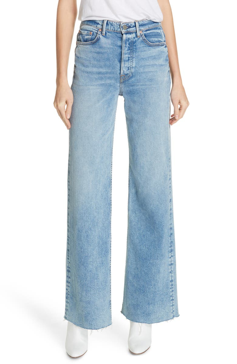 Grlfrnd Jeans CARLA WIDE LEG JEANS