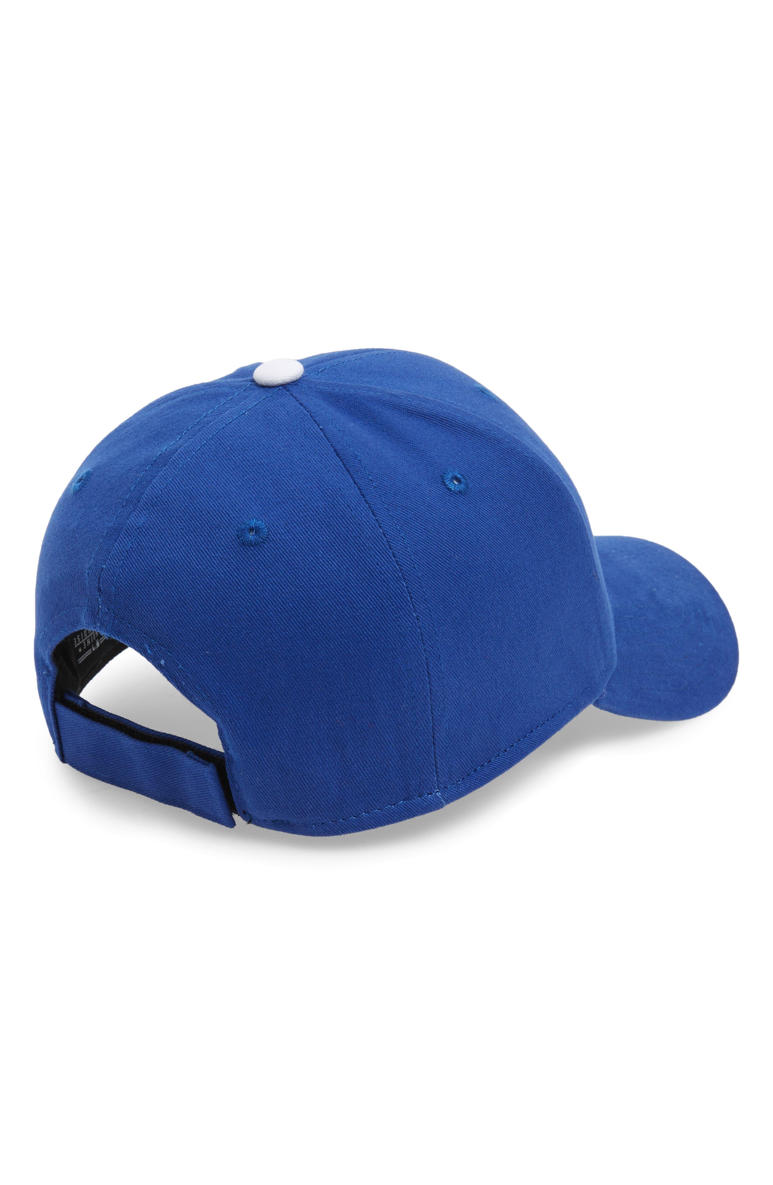 '47, Los Angeles Dodgers Baseball Cap, Alternate thumbnail 2, color, BLUE