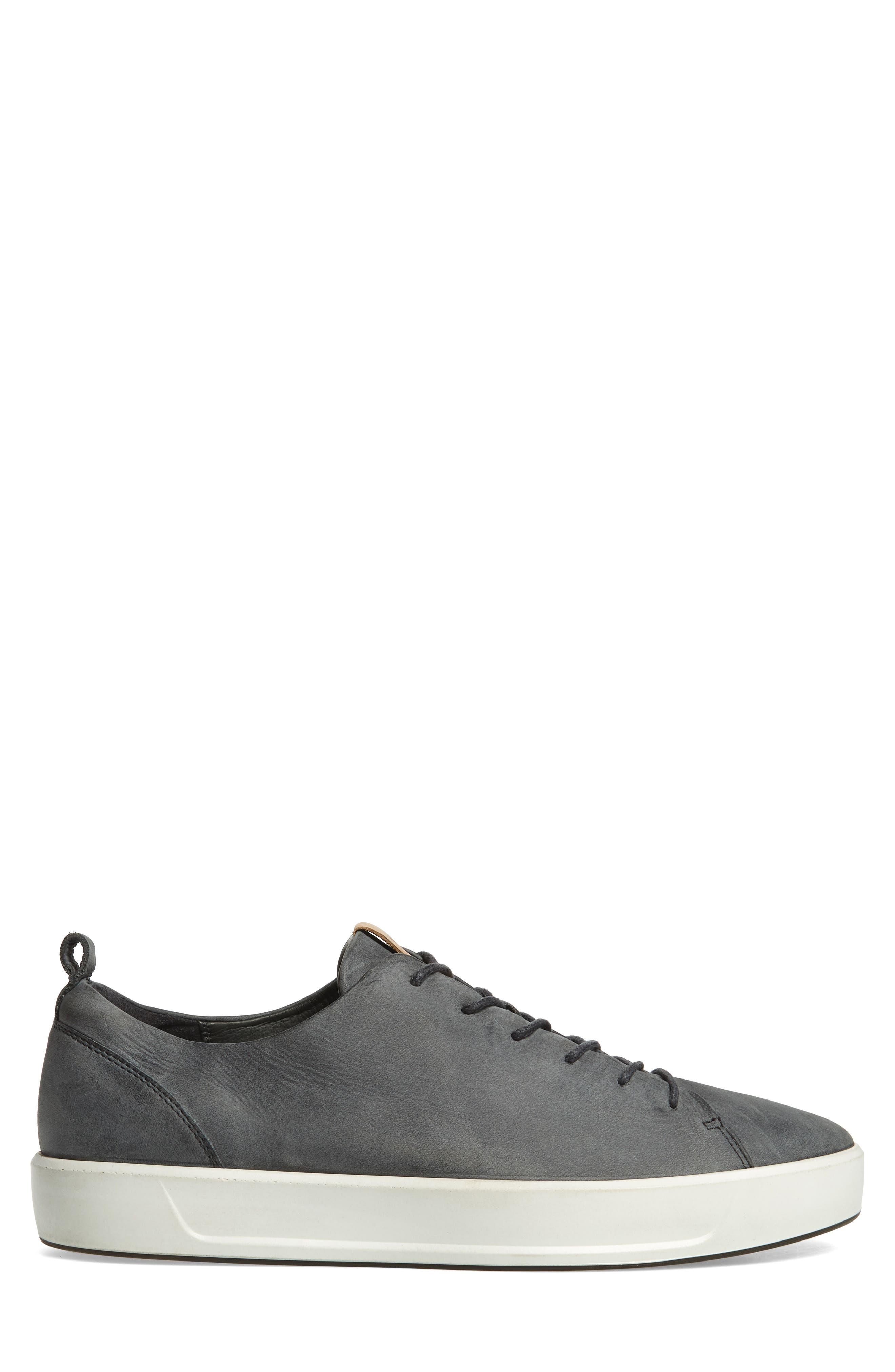 ECCO, Soft 8 Sneaker, Alternate thumbnail 3, color, 025