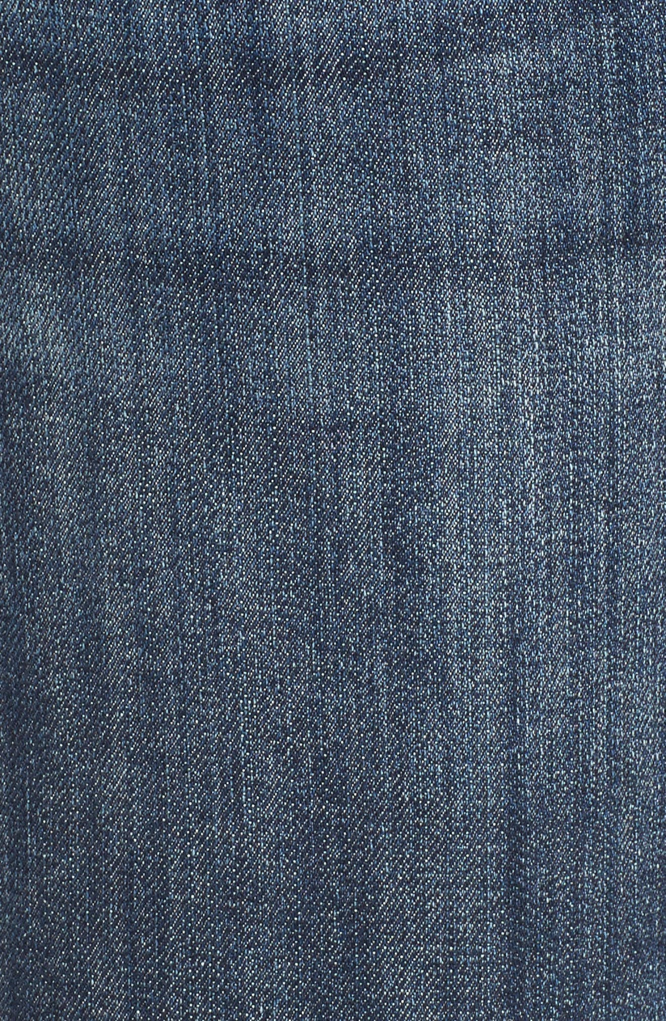 KUT FROM THE KLOTH, Catherine Boyfriend Jeans, Alternate thumbnail 6, color, 489