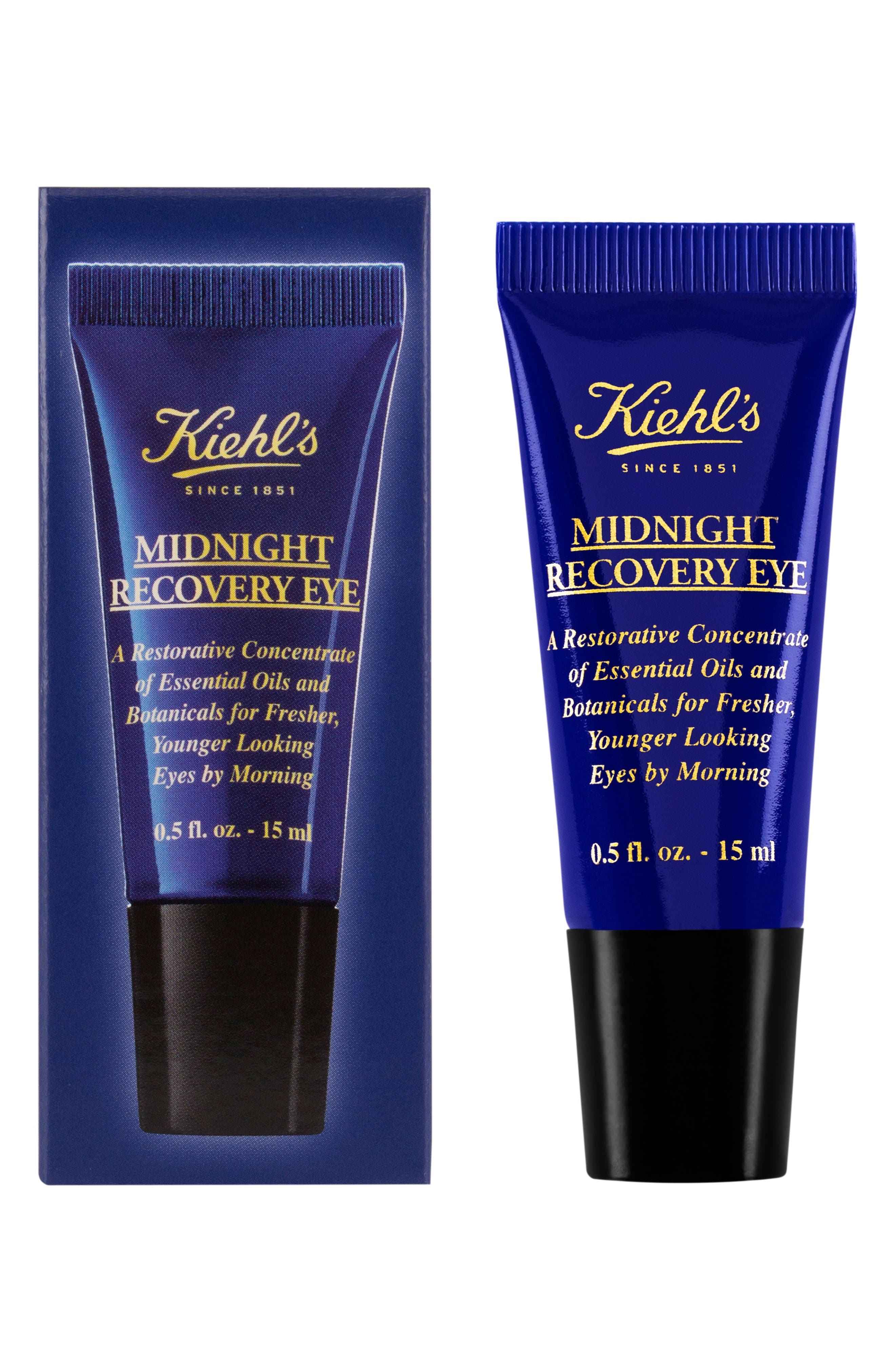 KIEHL'S SINCE 1851, Midnight Recovery Eye Concentrate, Alternate thumbnail 3, color, NO COLOR