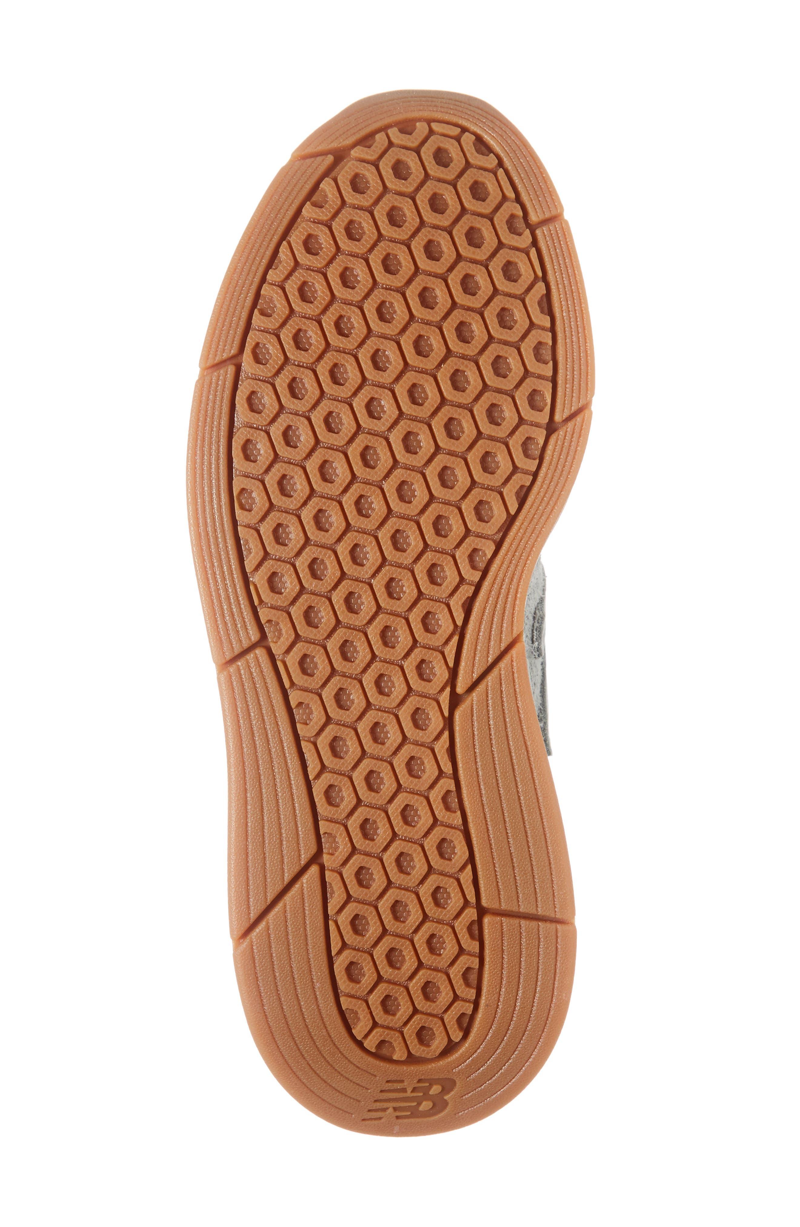 NEW BALANCE, Sport Style 247 Sneaker, Alternate thumbnail 6, color, MILITARY URBAN GREY