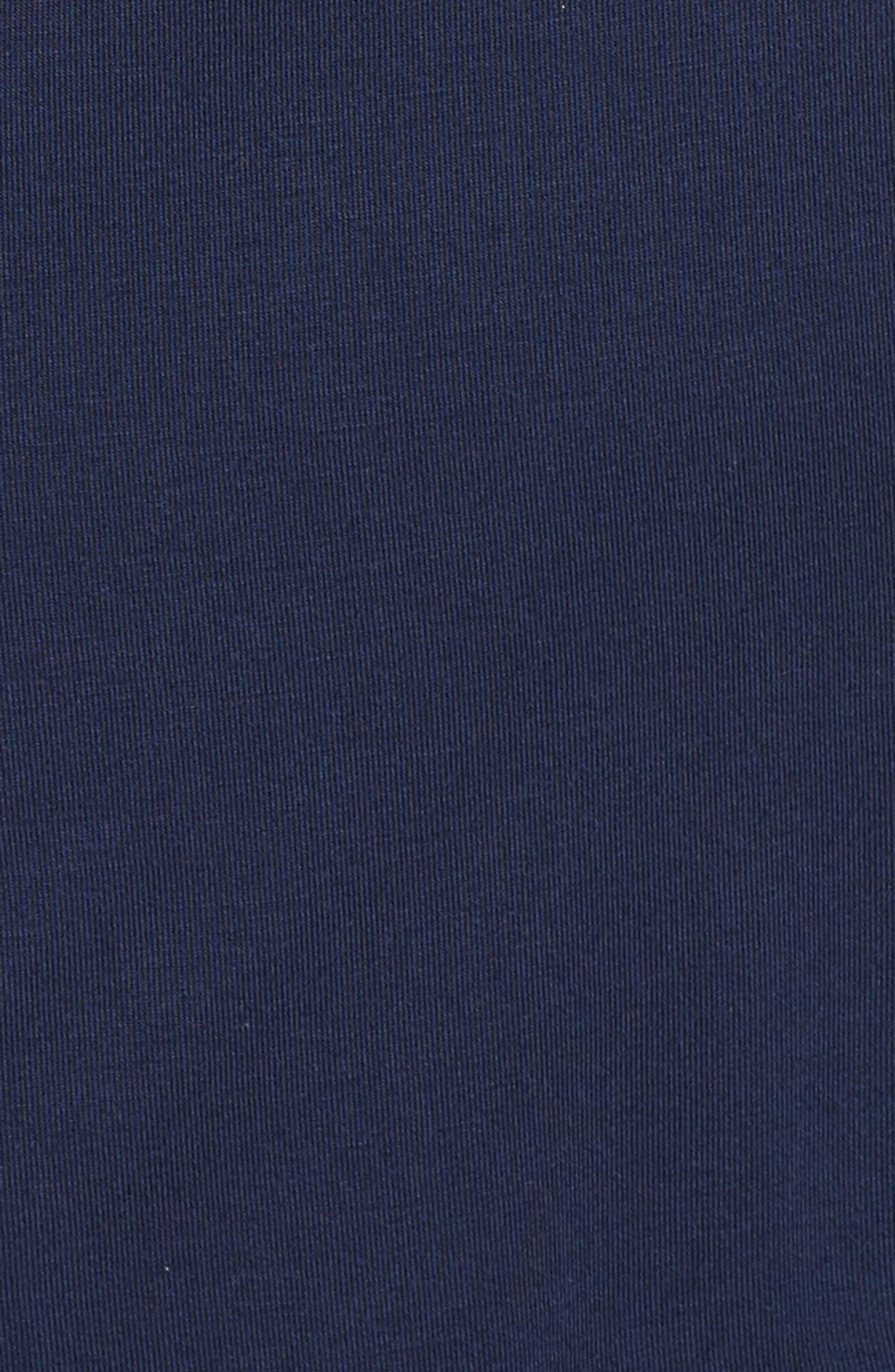 LAUREN RALPH LAUREN, Pajamas, Alternate thumbnail 5, color, SPRING NAVY