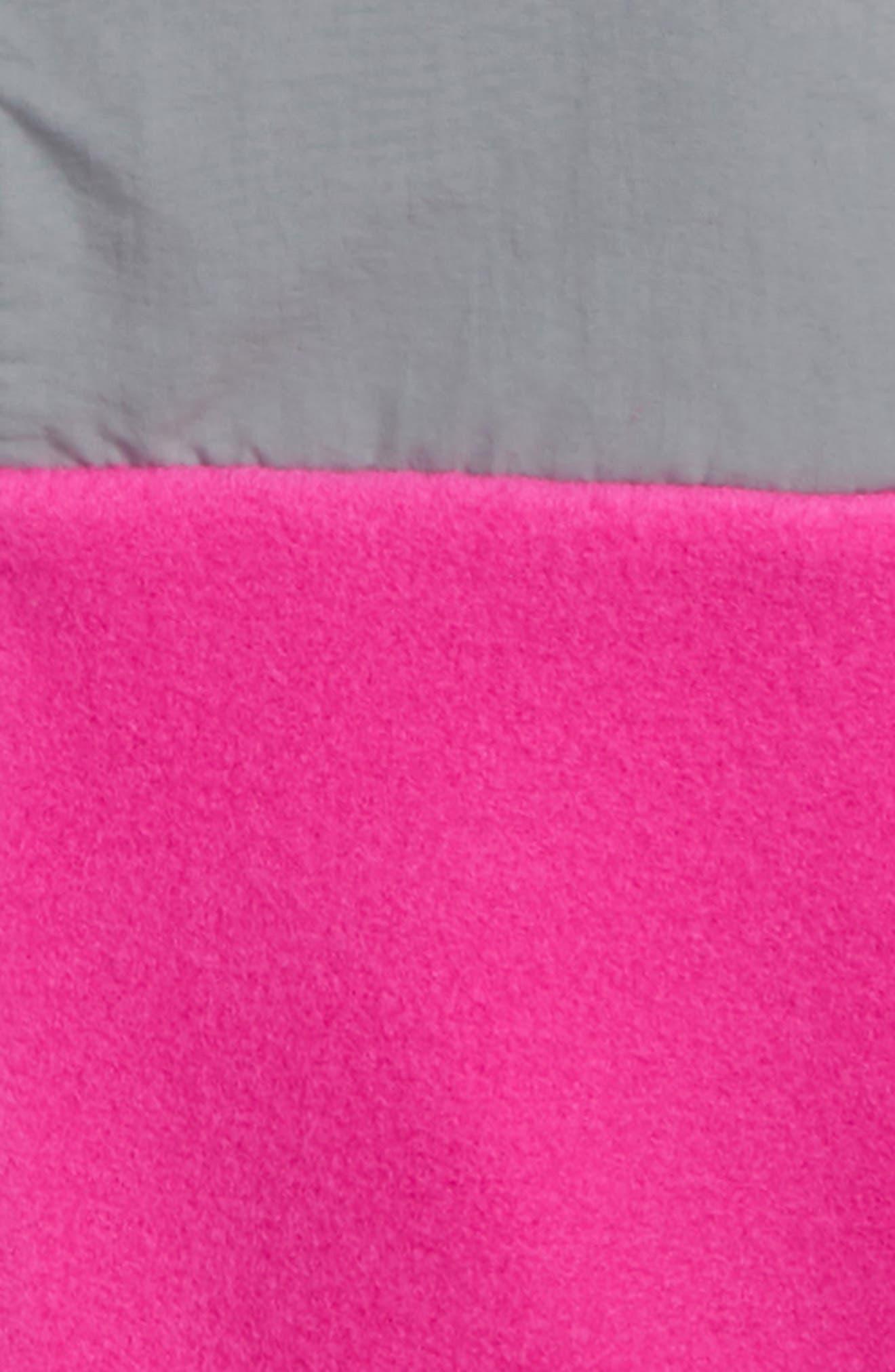 THE NORTH FACE, Denali Thermal Fleece Jacket, Alternate thumbnail 2, color, AZALEA PINK