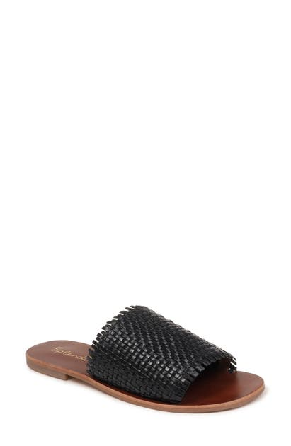 Splendid Sandals TRUTH WOVEN SLIDE SANDAL