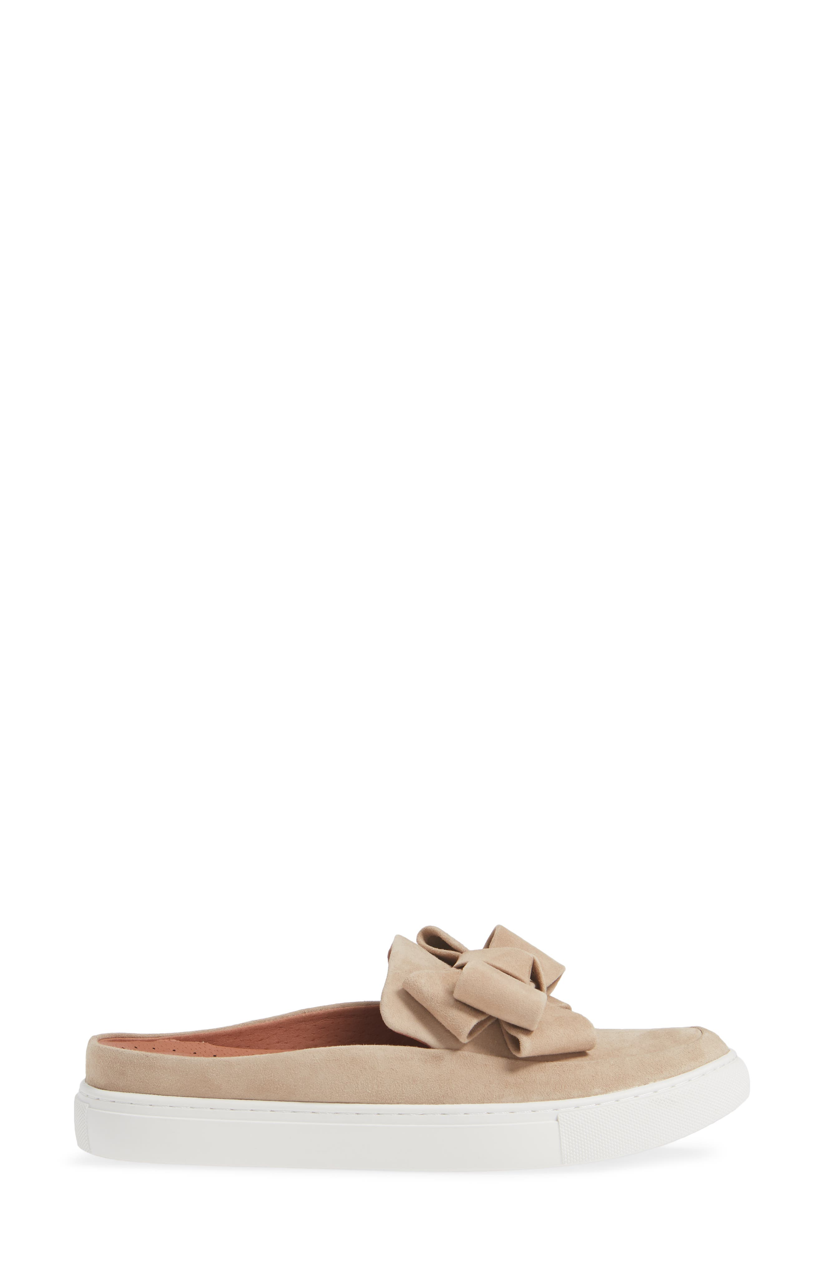 GENTLE SOULS BY KENNETH COLE, Rory Bow Mule, Alternate thumbnail 3, color, 233