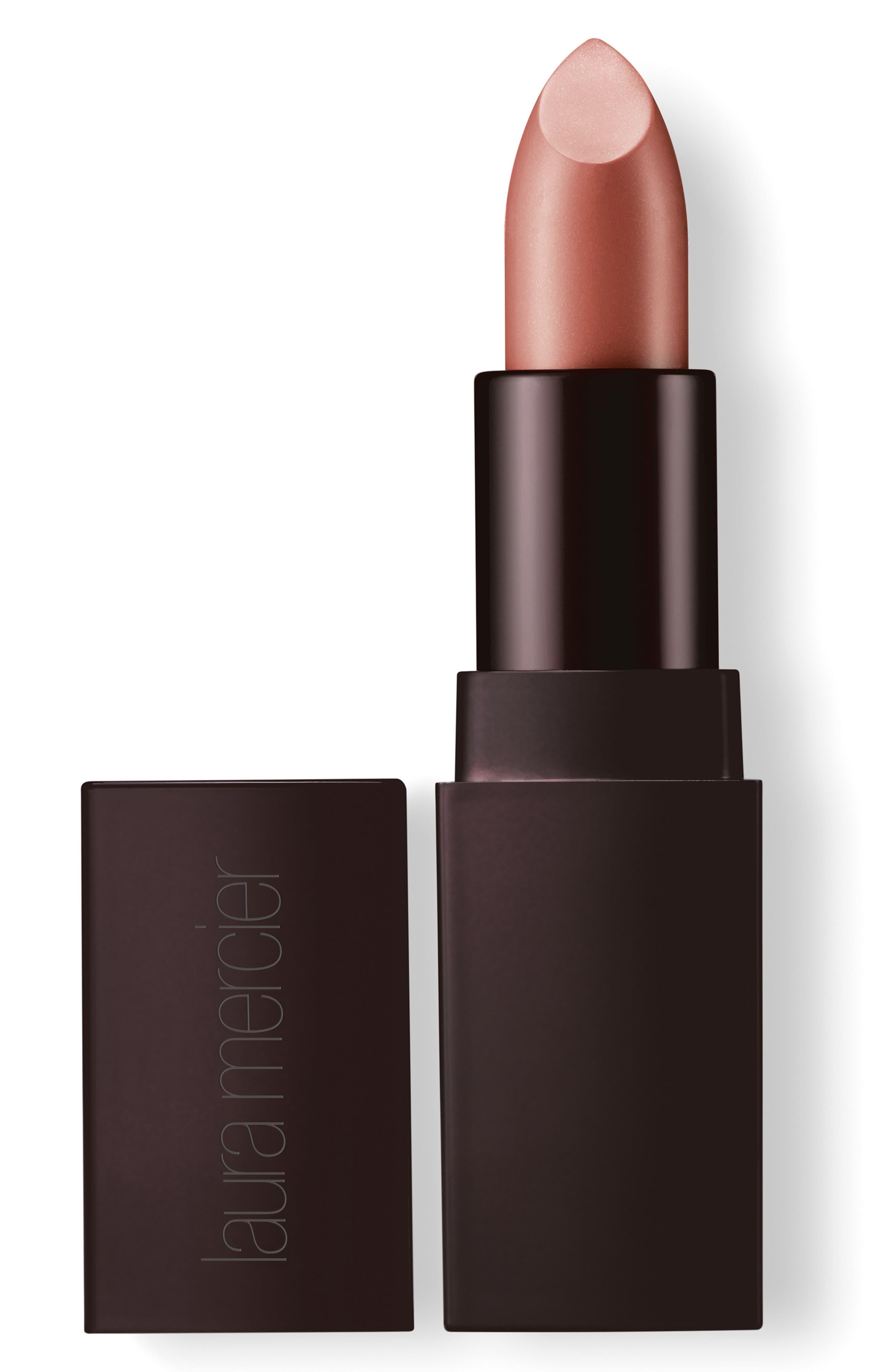LAURA MERCIER, Crème Smooth Lip Color, Main thumbnail 1, color, LYCHEE PARFAIT